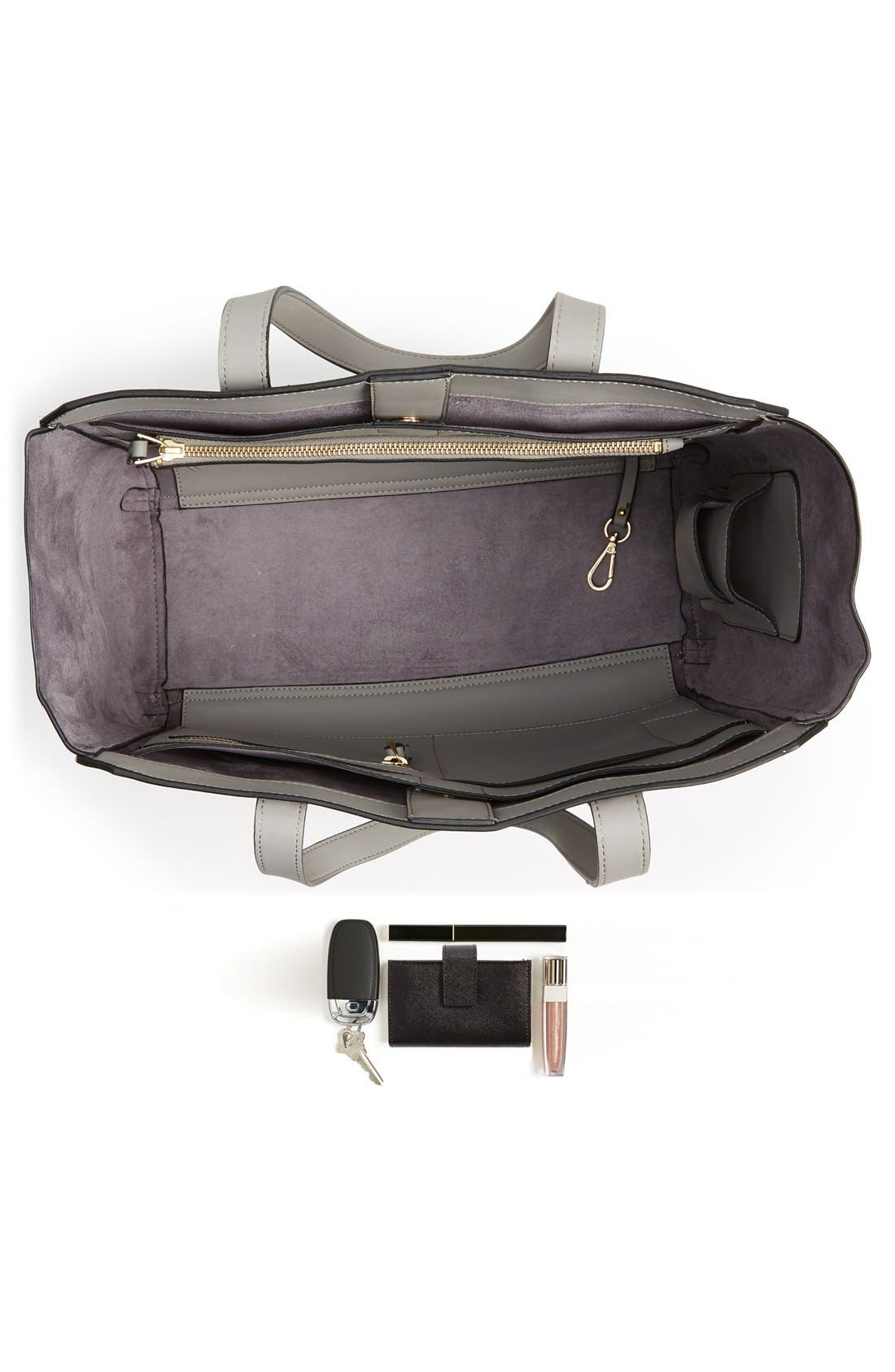 Alternate Image 7  - Ivanka Trump 'Soho Solutions' Leather Work Tote with Battery Charging Pack