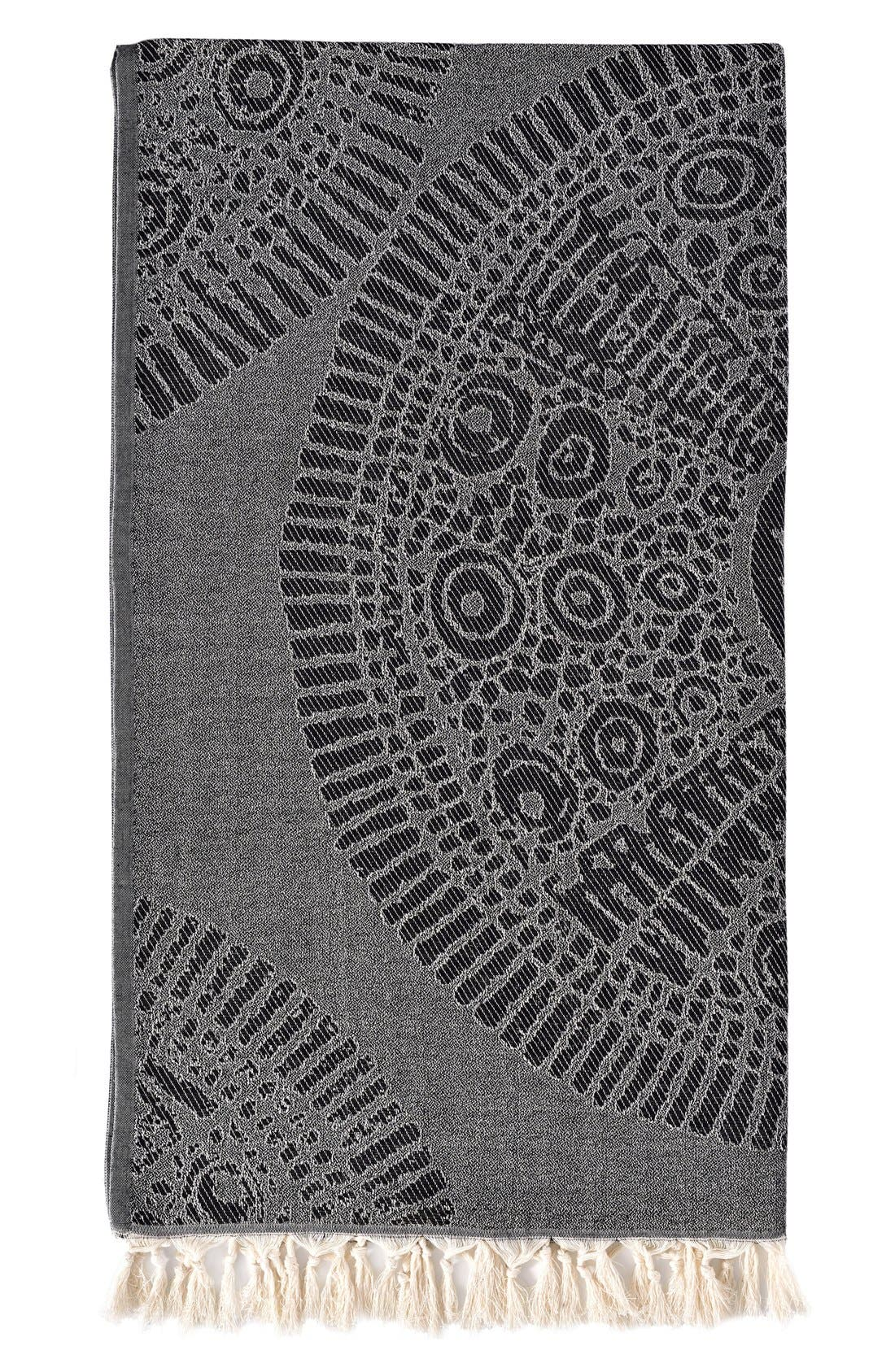 Linum Home Textiles Anatolian Turkish Pestemal Beach Towel