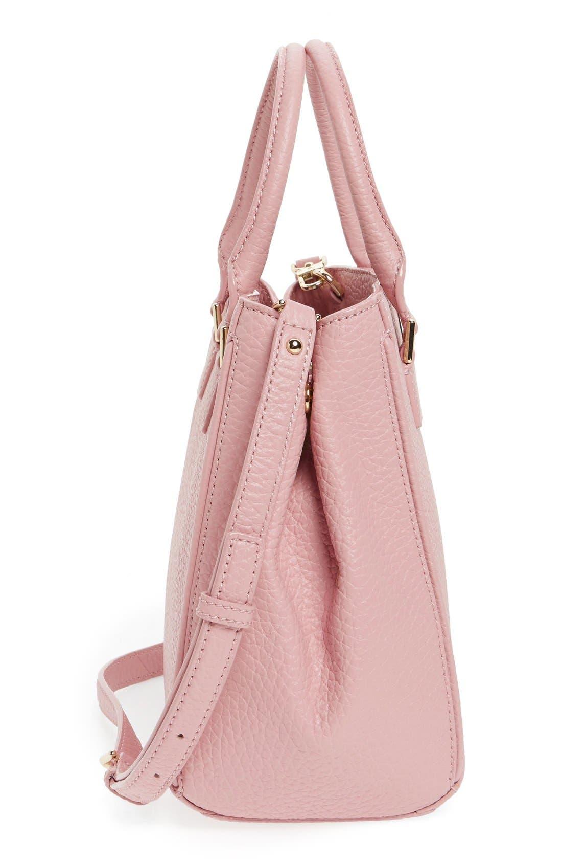 Alternate Image 5  - kate spade new york 'prospect place - maddie' grainy leather satchel