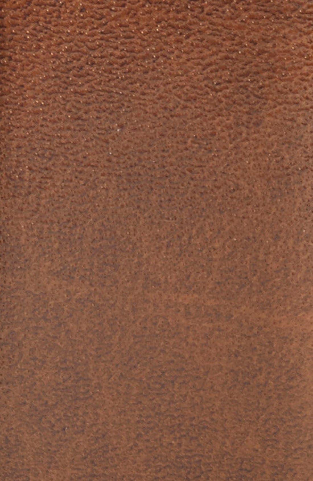 Alternate Image 3  - Nordstrom Men's Shop Reversible Leather Belt