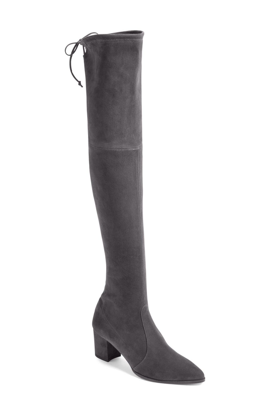 Alternate Image 1 Selected - Stuart Weitzman Thighland Over the Knee Boot (Women)