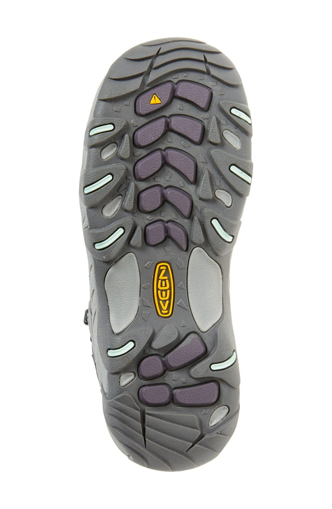 Alternate Image 4  - Keen 'Oakridge' Waterproof Hiking Boot (Women)