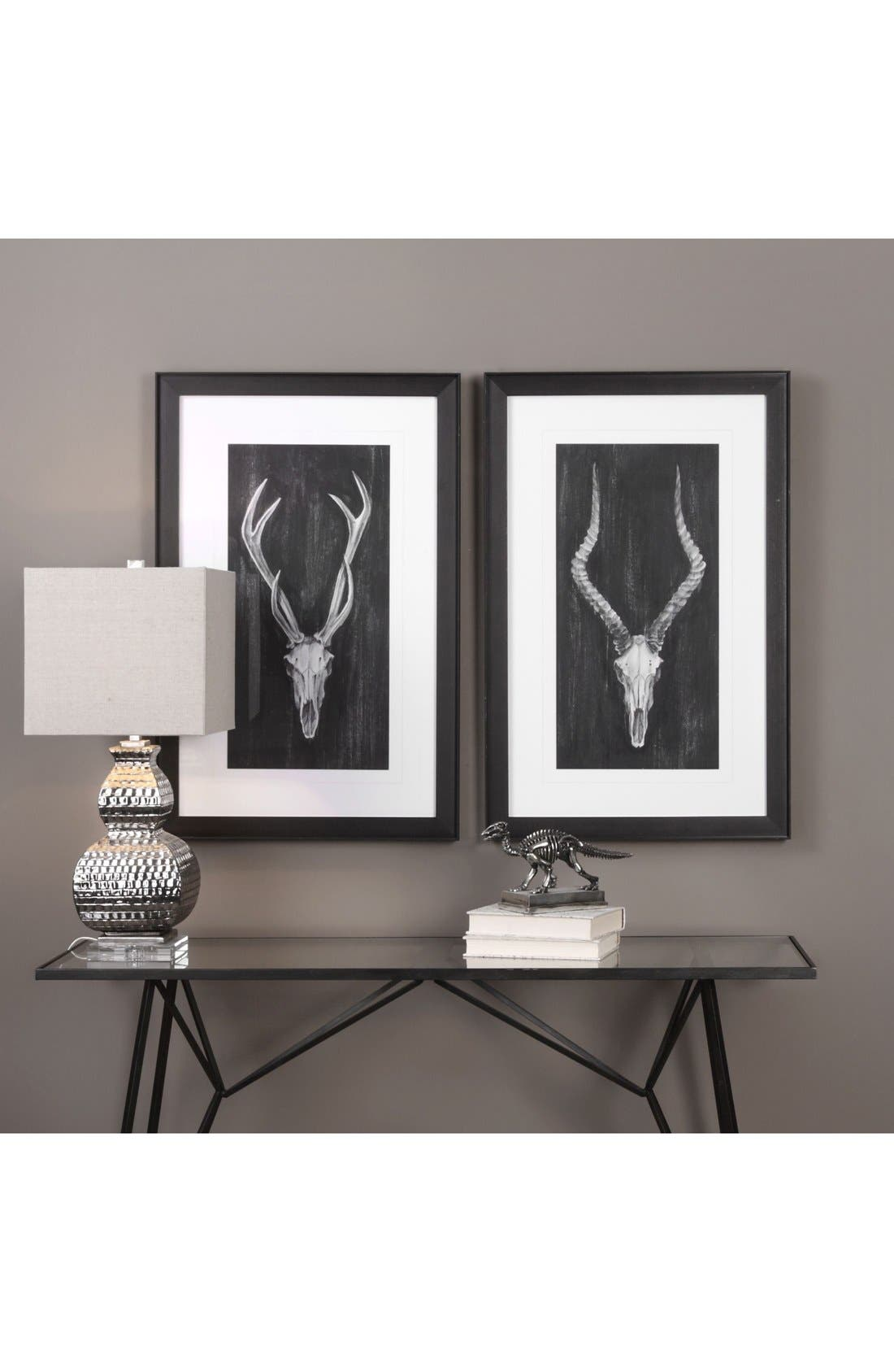 Alternate Image 2  - Uttermost 'Rustic Mounts' Wall Art (Set of 2)