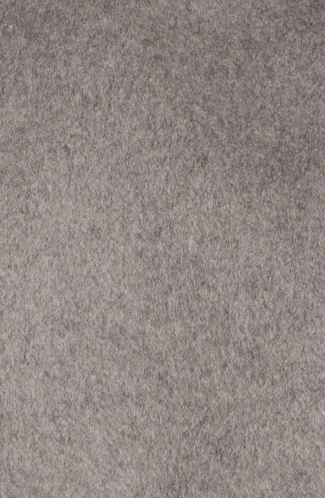 Alternate Image 5  - ColeHaan SignatureBeltedAsymmetrical WoolBlendCoat