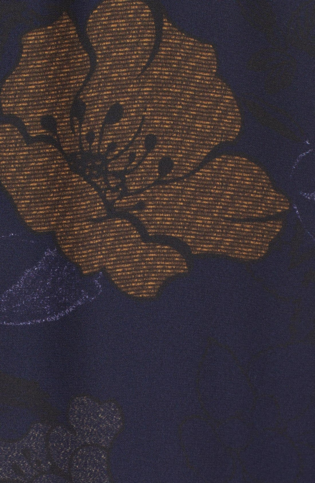 Alternate Image 5  - Chelsea28 Drop Waist Dress