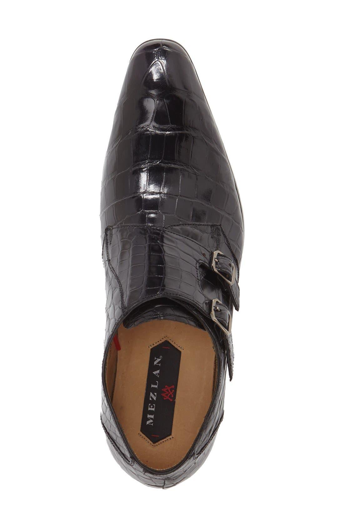 Alternate Image 3  - Mezlan 'Agra' Double Monk Strap Shoe (Men)
