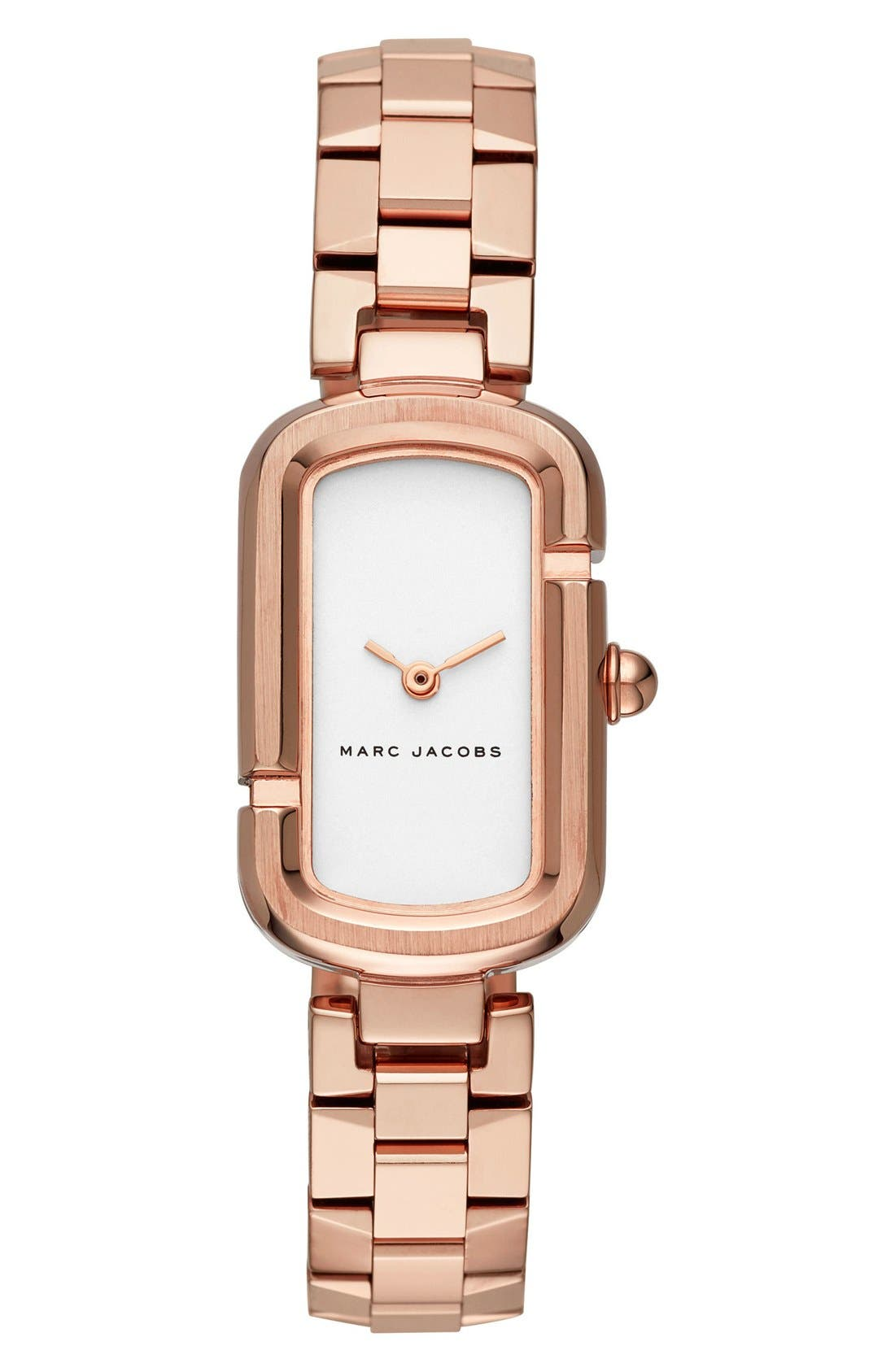 Alternate Image 1 Selected - MARC JACOBS 'The Jacobs' Bracelet Watch, 31mm