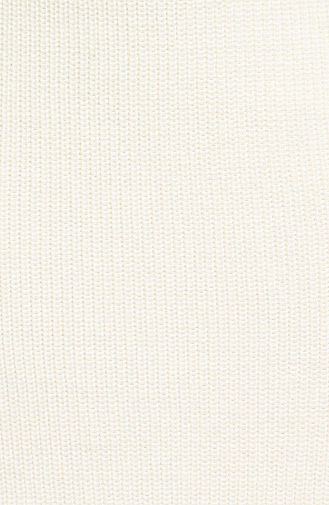 Alternate Image 5  - Paper Crown by Lauren Conrad 'Copenhagen' Knit Tube Skirt