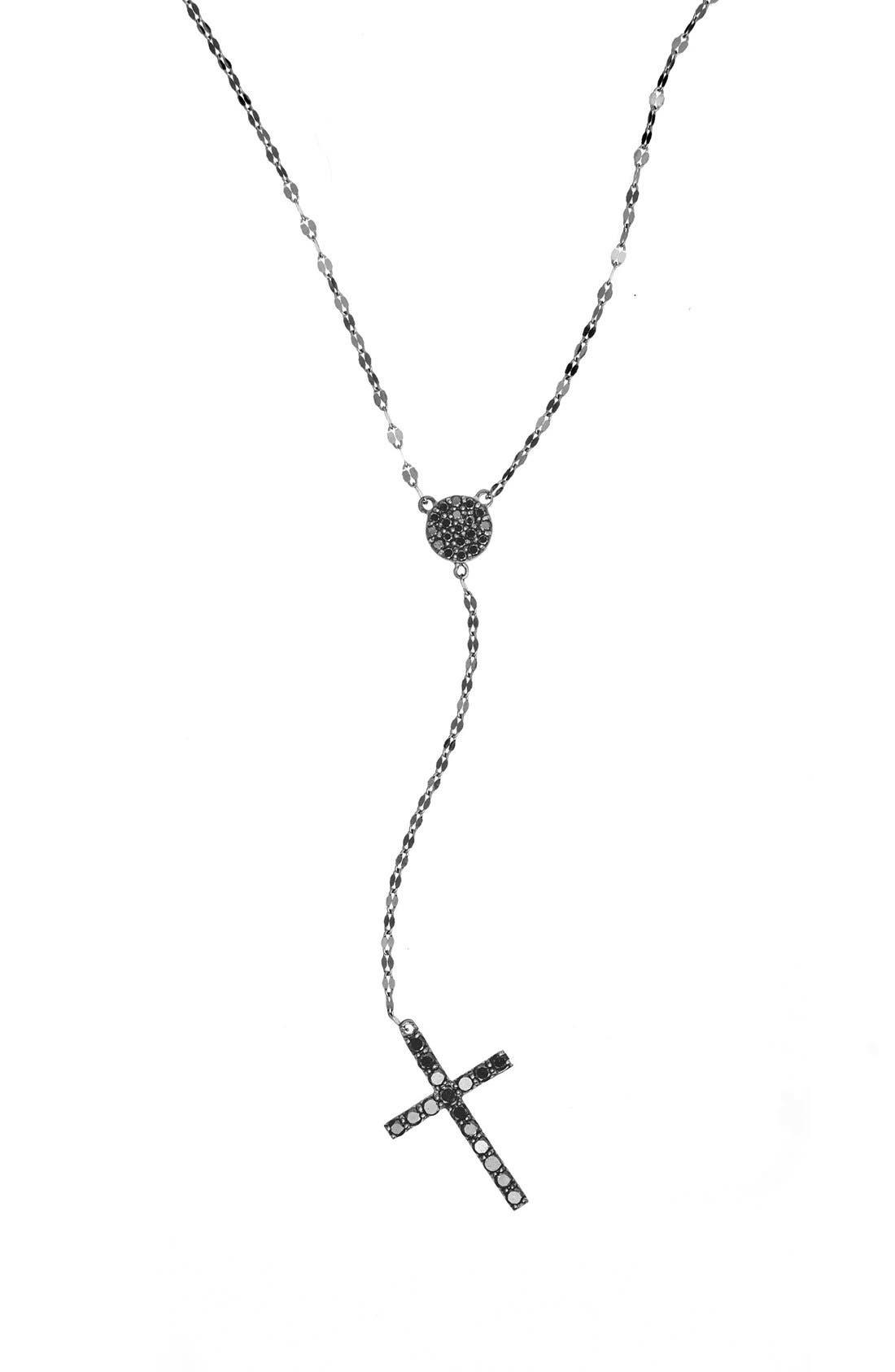 Lana Jewelry 'Crossary' Y-Necklace