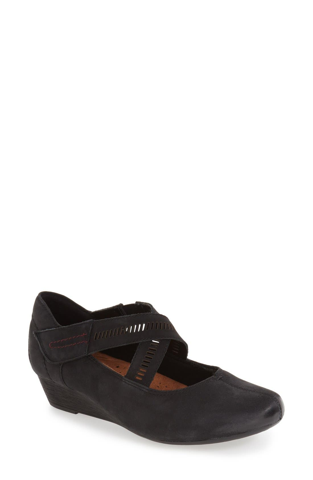 Alternate Image 1 Selected - Rockport Cobb Hill 'Janet' Mary Jane Wedge (Women)