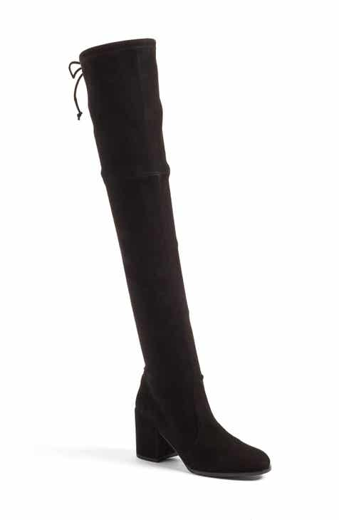 2ef28a37b252 Stuart Weitzman Tieland Over the Knee Boot (Women)