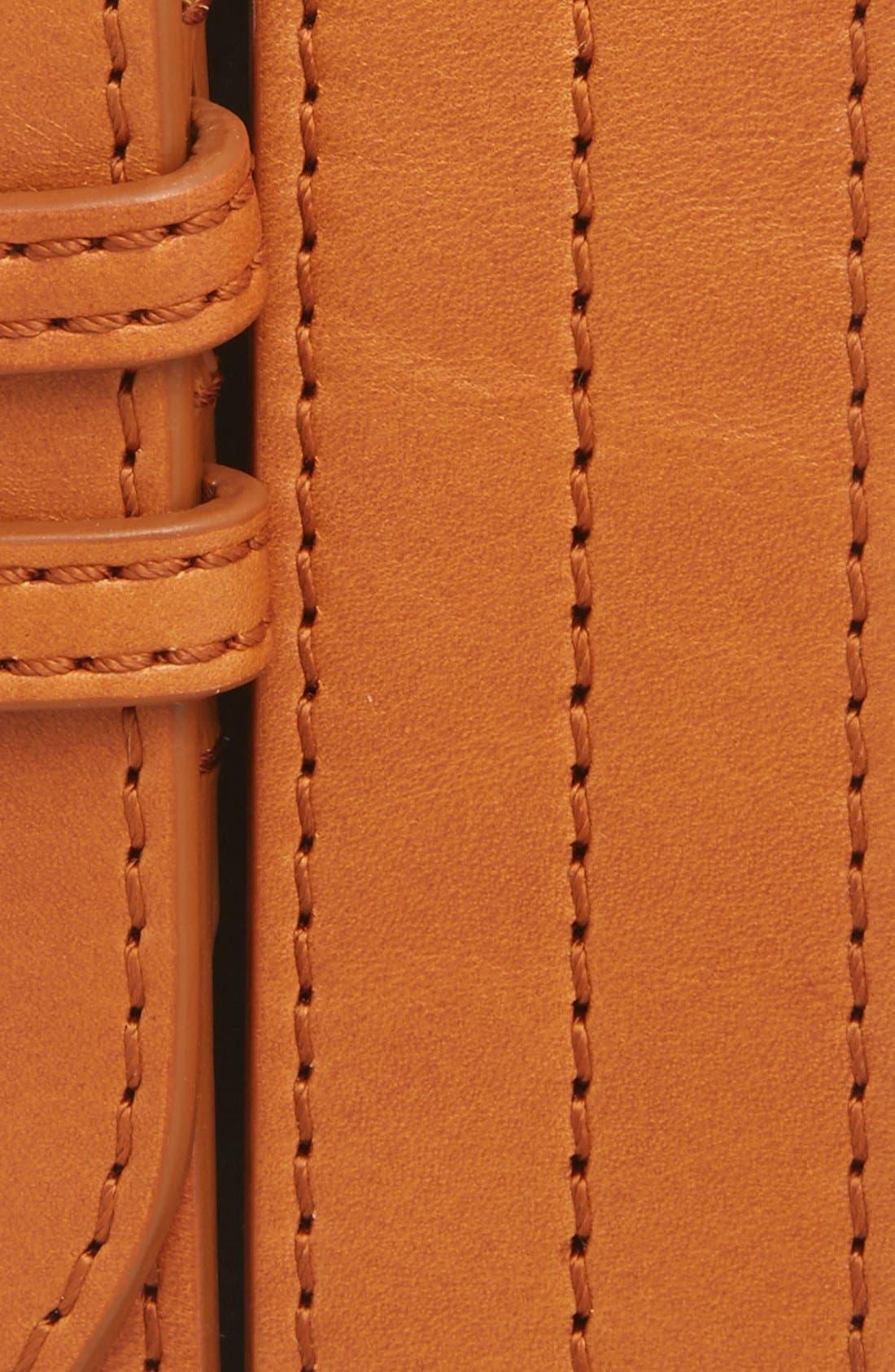 Alternate Image 2  - Shinola Leather Belt