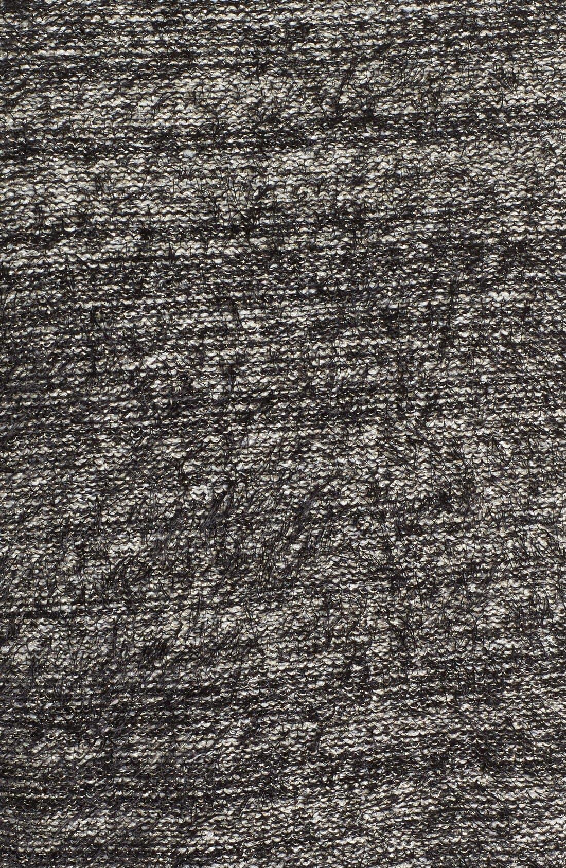 Alternate Image 5  - Halogen® Metallic Eyelash Knit Sweater