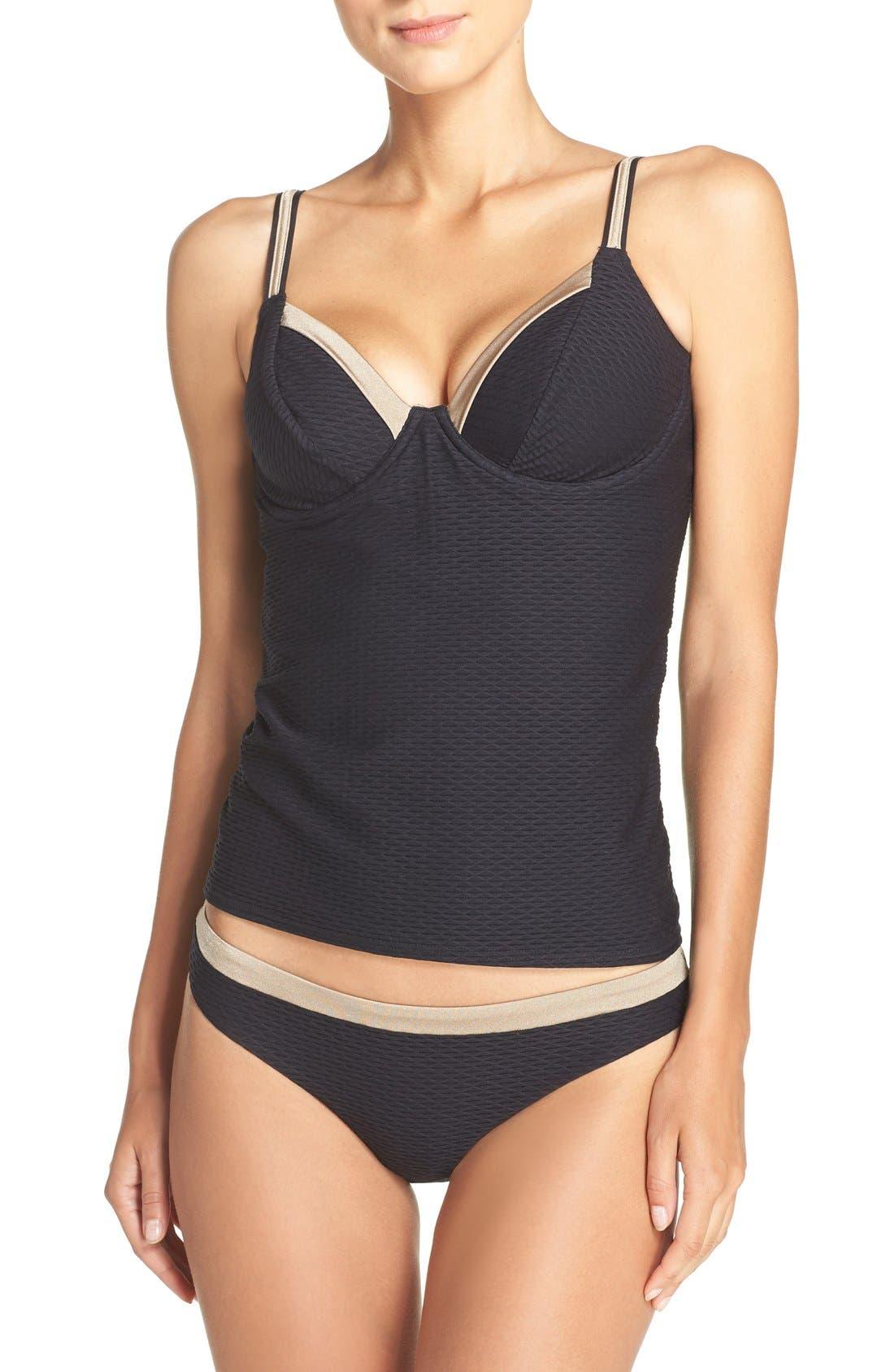 Fantasie Monaco Tankini Top & Bikini Bottoms