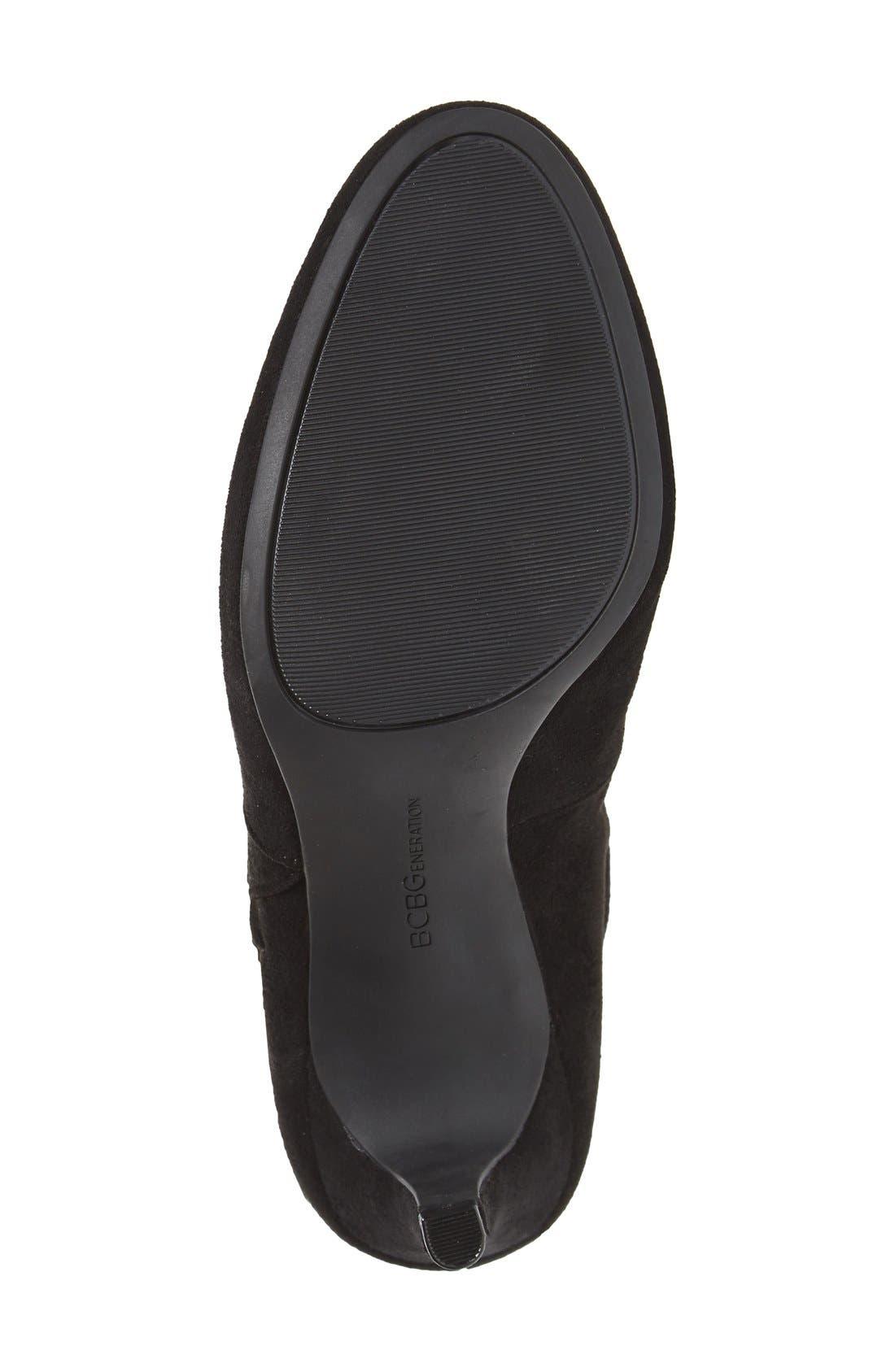 Alternate Image 4  - BCBGeneration 'Rocko' Tall Boot (Women)