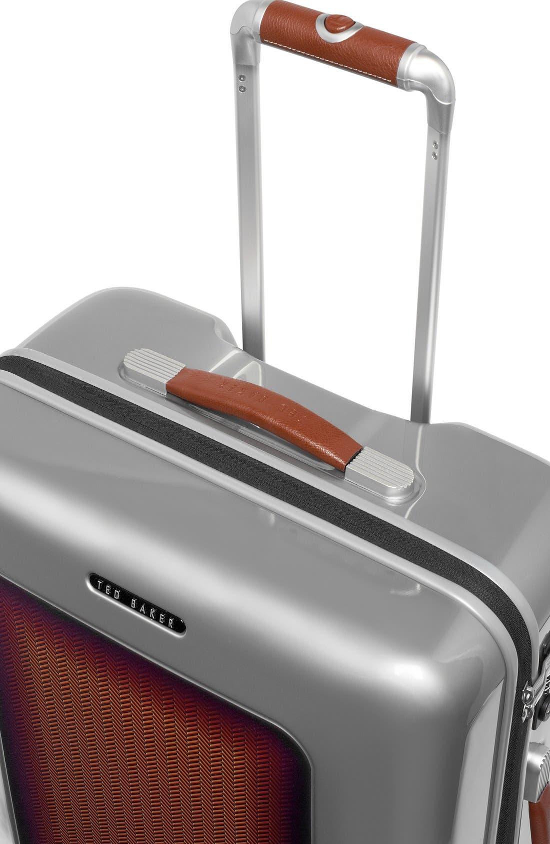 Alternate Image 4  - Ted Baker London Large Four Wheel Suitcase (31 Inch)
