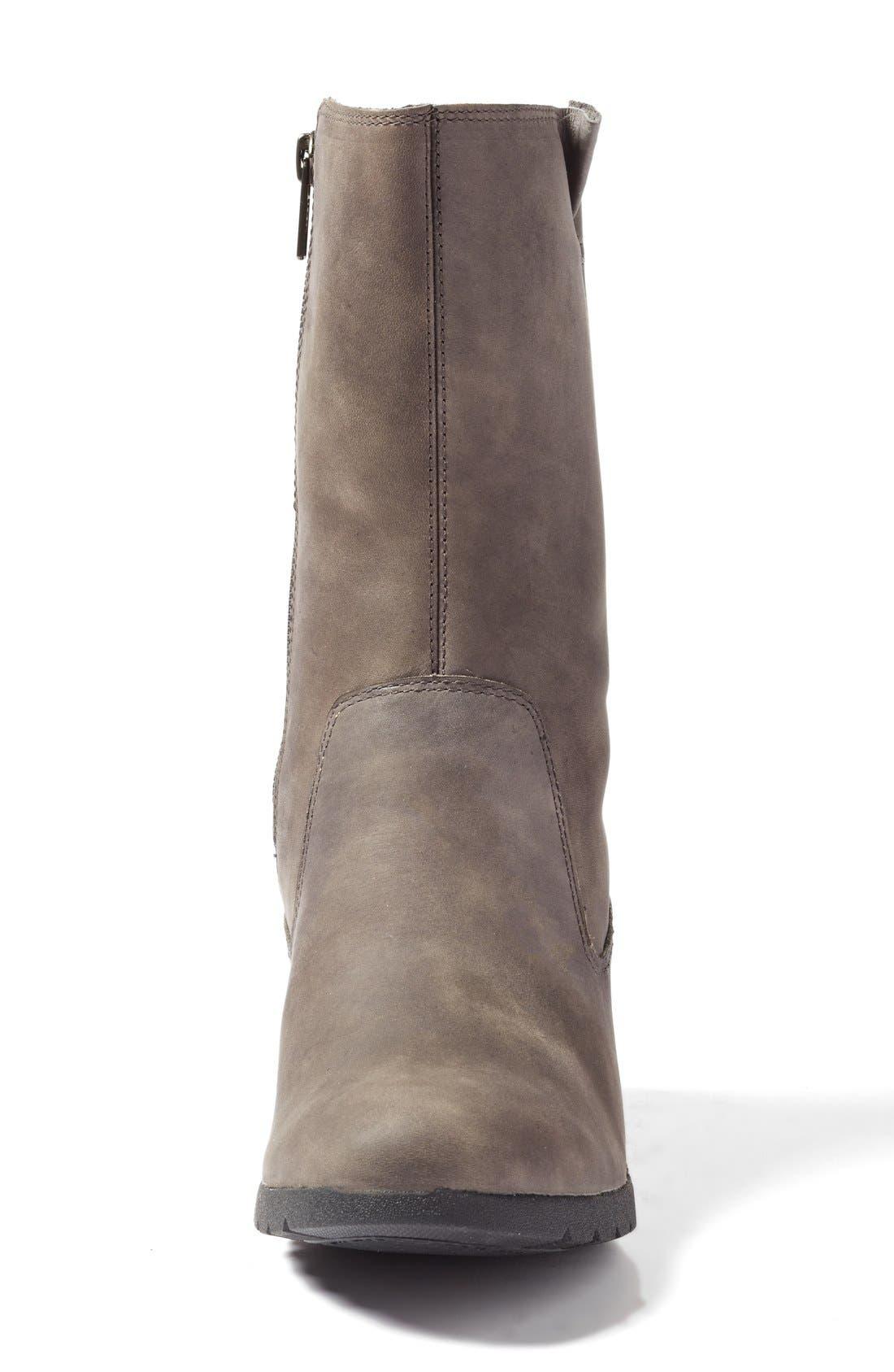 Alternate Image 3  - UGG® Joely Wedge Boot (Women)