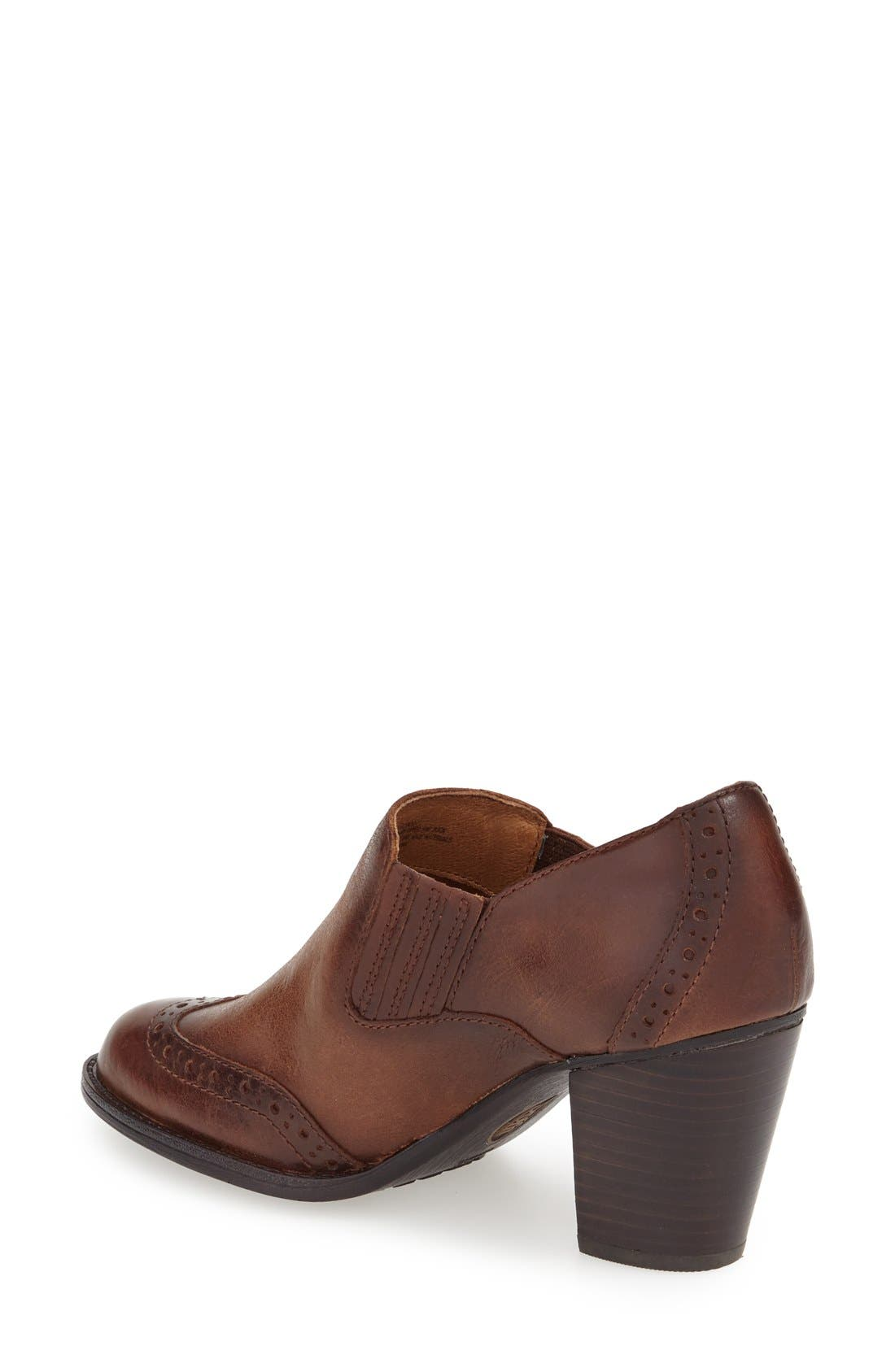 Alternate Image 2  - Söfft 'Weston' Block Heel Bootie (Women)