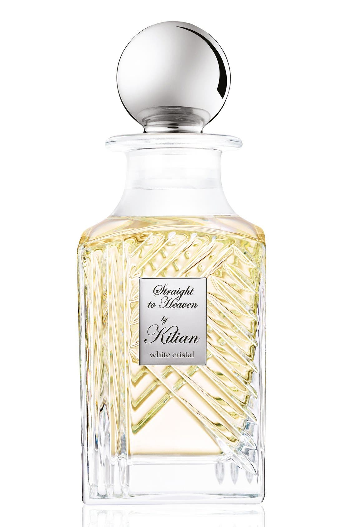 Kilian 'L'Oeuvre Noire - Straight to Heaven, white cristal' Mini Fragrance Carafe