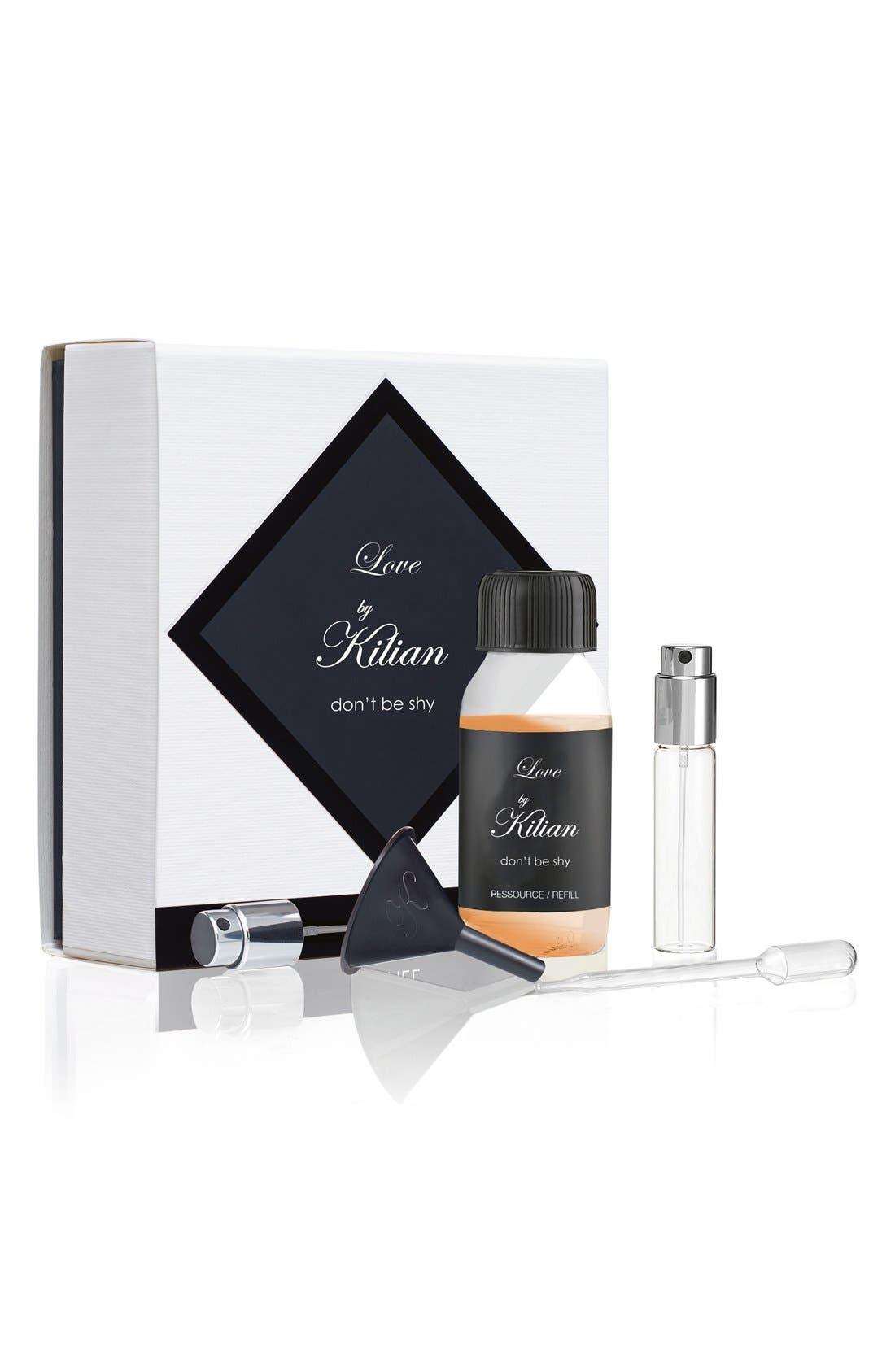 Kilian 'L'Oeuvre Noire - Love, don't be shy' Fragrance Refill Set