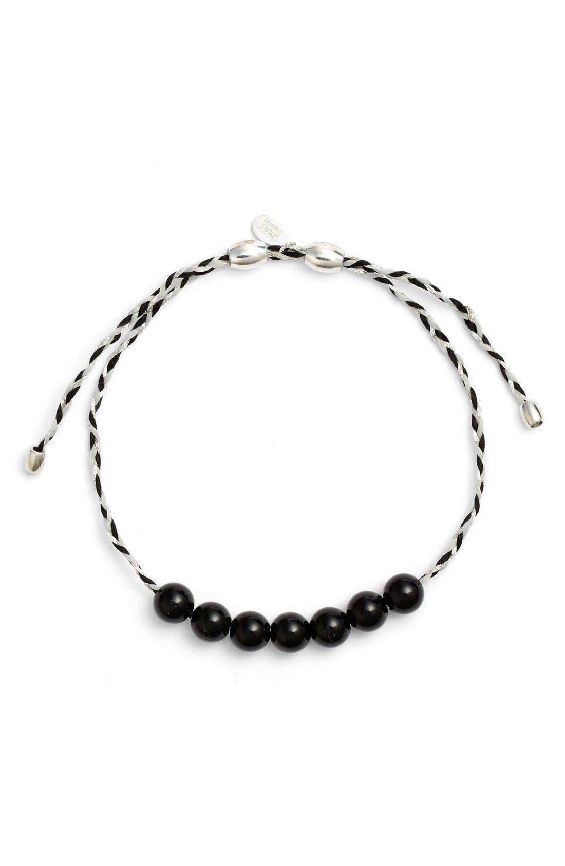 Main Image - Alex and Ani 'Earth Precious' Thread Bracelet