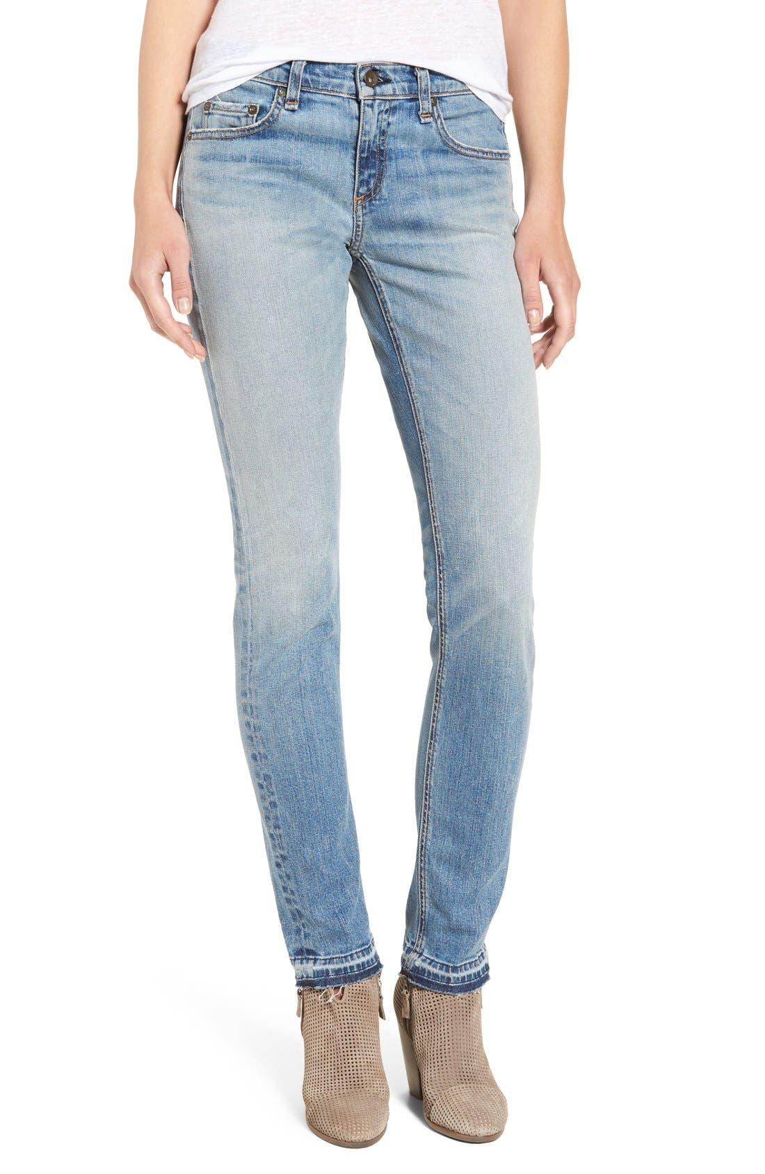 Main Image - rag & bone/JEAN 'The Dre' Slim Boyfriend Jeans