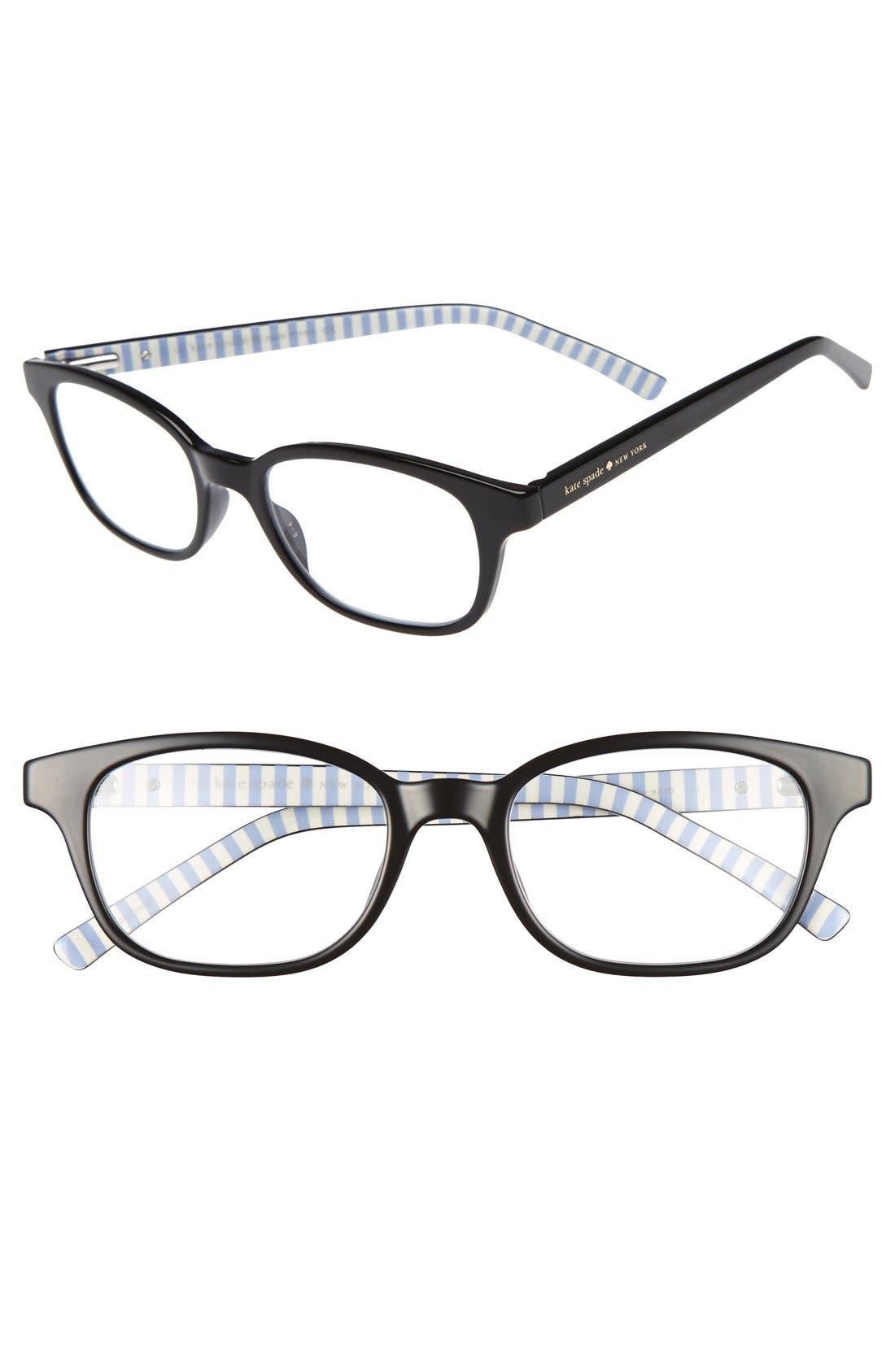 kate spade new york kya 49mm reading glasses