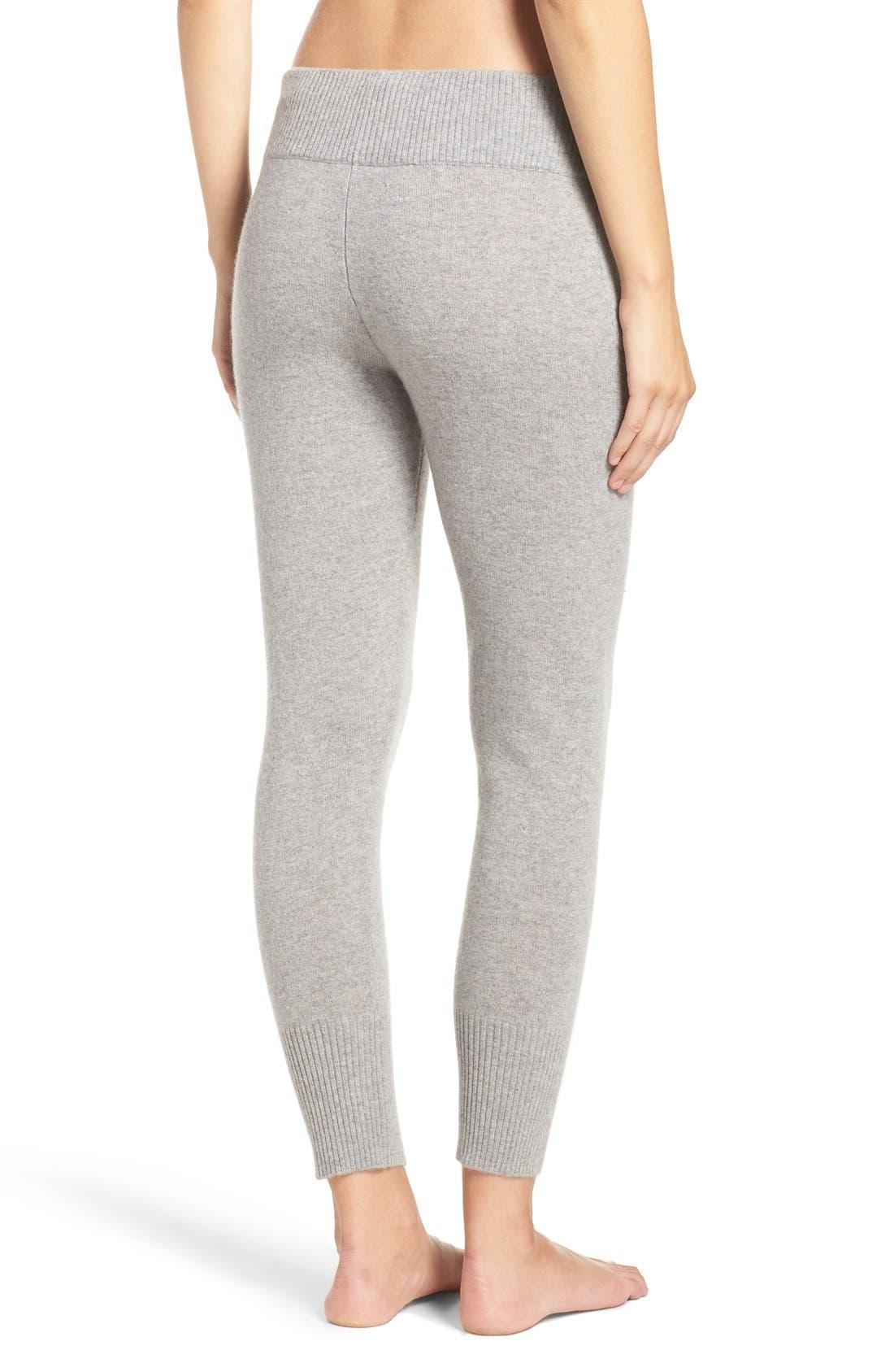 Alternate Image 2  - UGG® 'Helen' Cashmere Jogger Pants