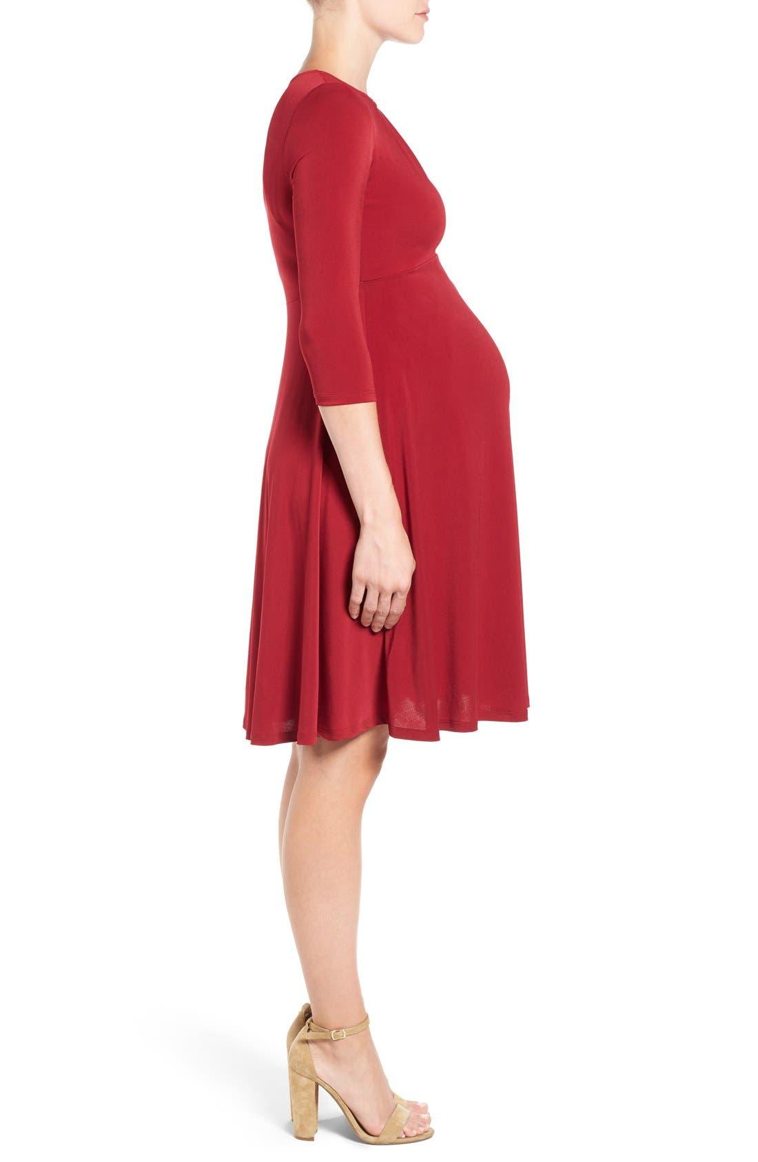 Leota simone empire waist jersey maternity dress wine modesens leota simone empire waist jersey maternity dress ombrellifo Image collections