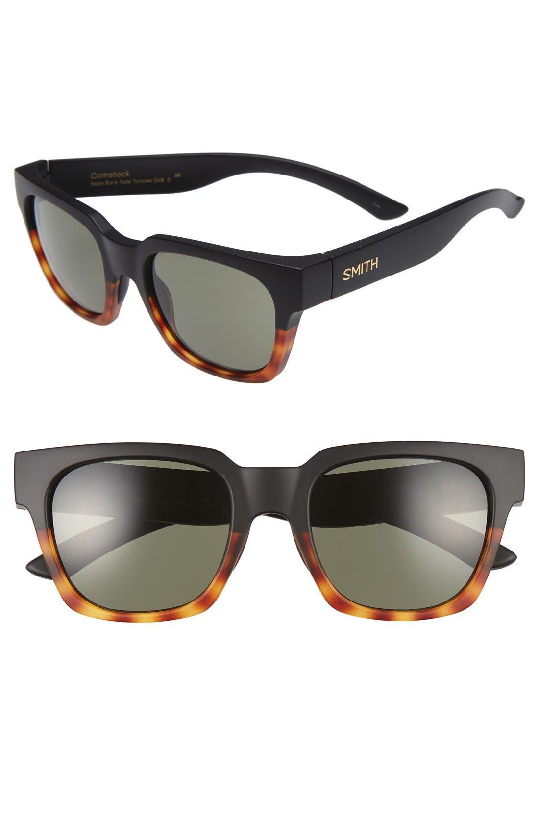 Smith 'Comstock' 51mm Polarized Sunglasses