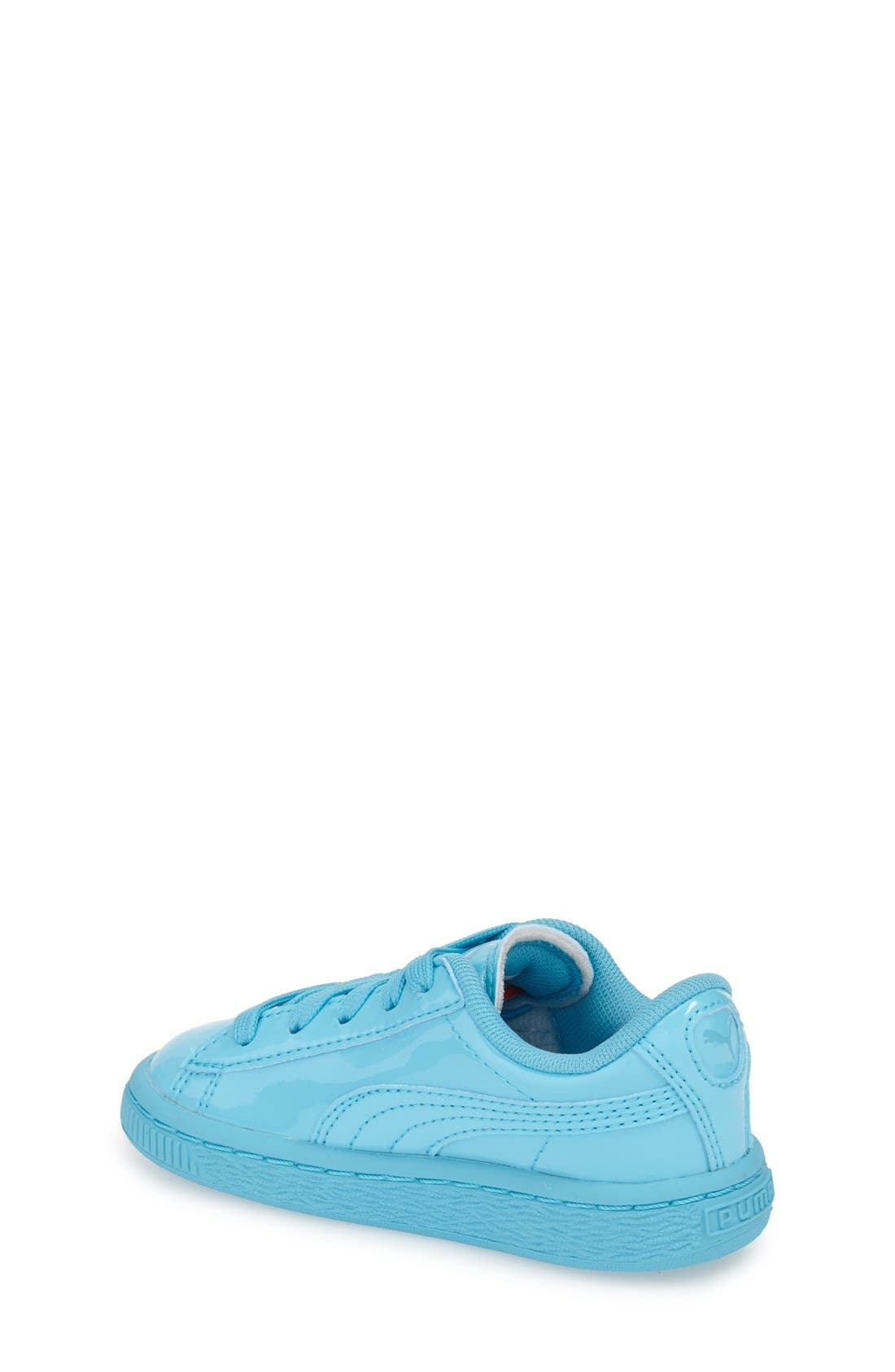 'Basket Classic' Shoe,                             Alternate thumbnail 2, color,                             Blue Atoll-Blue Atoll