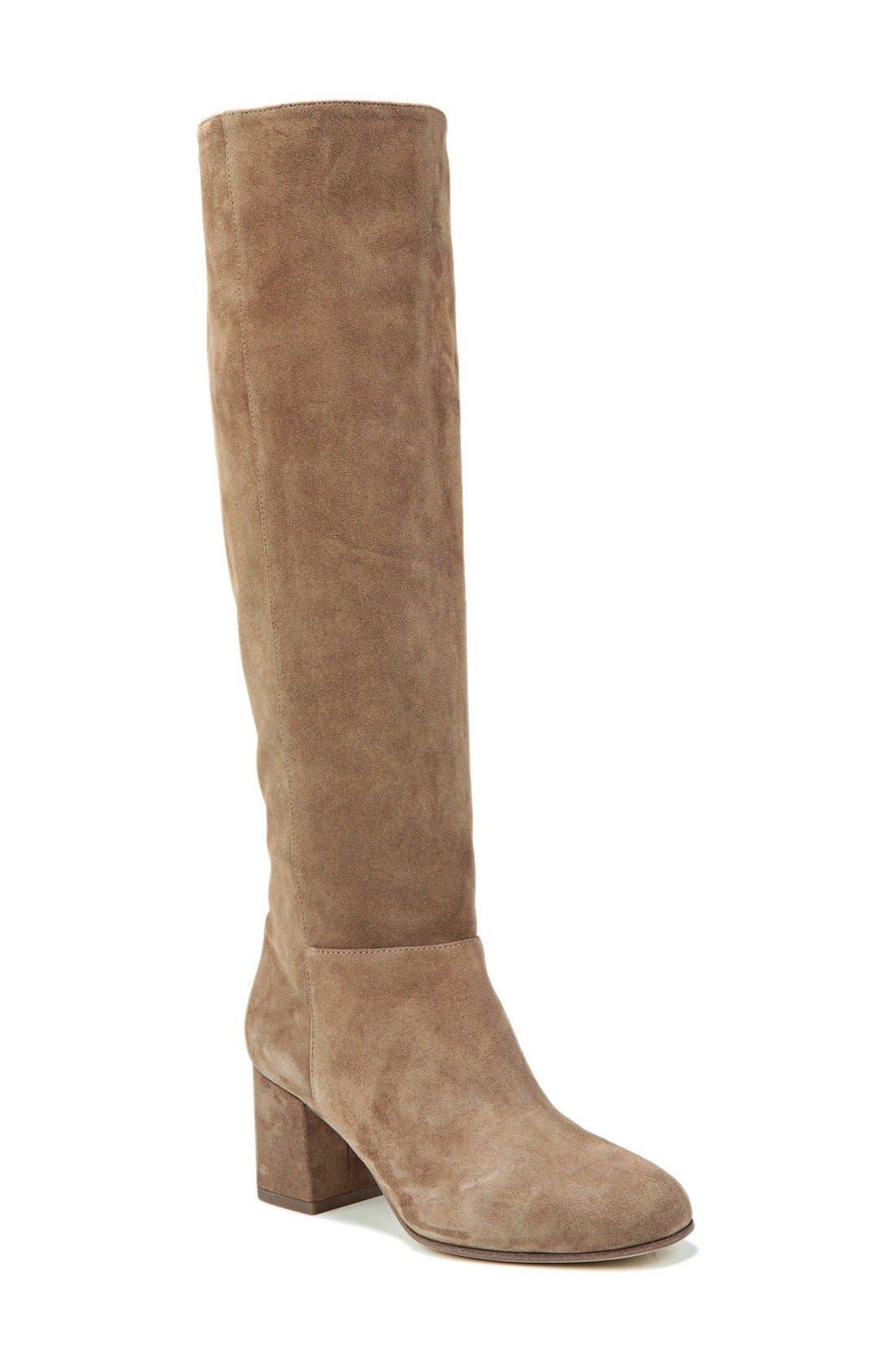 Alternate Image 1 Selected - Via Spiga Mellie Knee High Boot (Women)