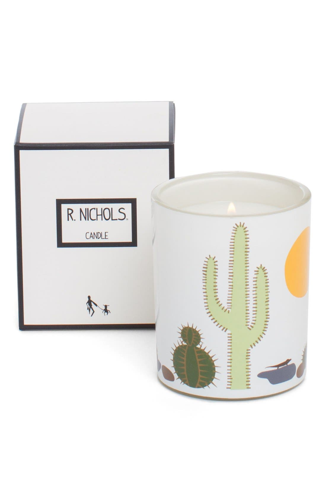 Alternate Image 2  - R. Nichols 'Spirit' Scented Candle