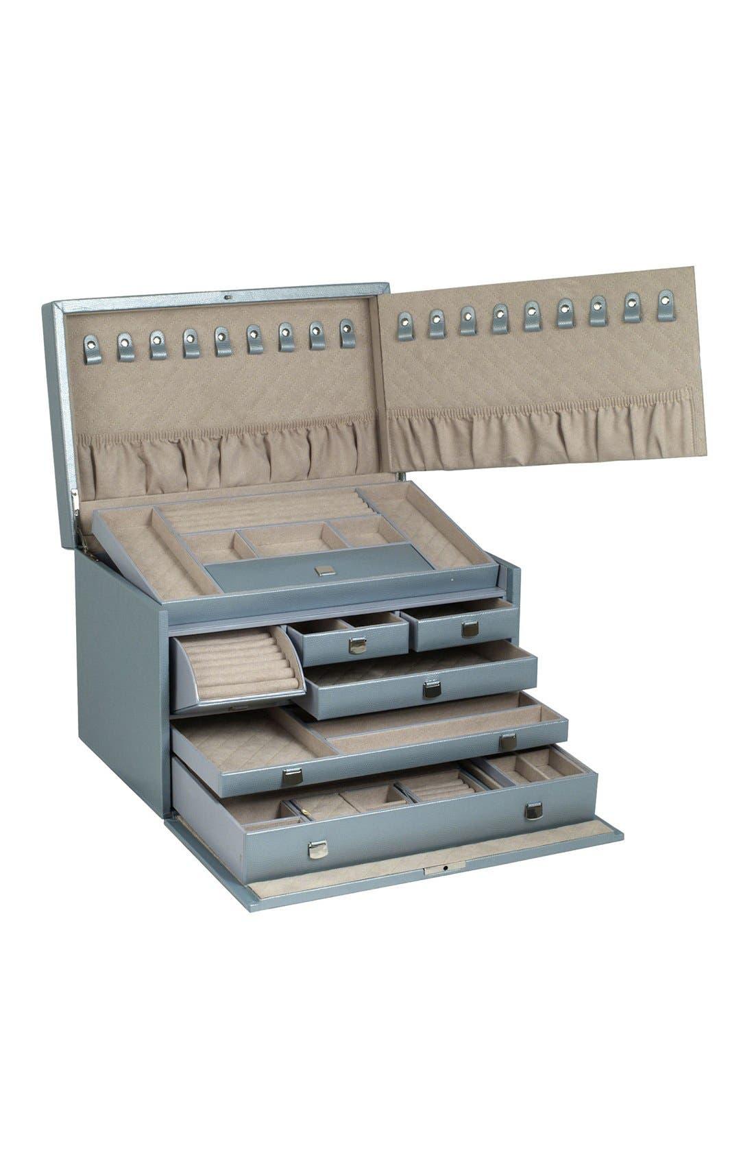 Alternate Image 3  - Wolf London Large Jewelry Box