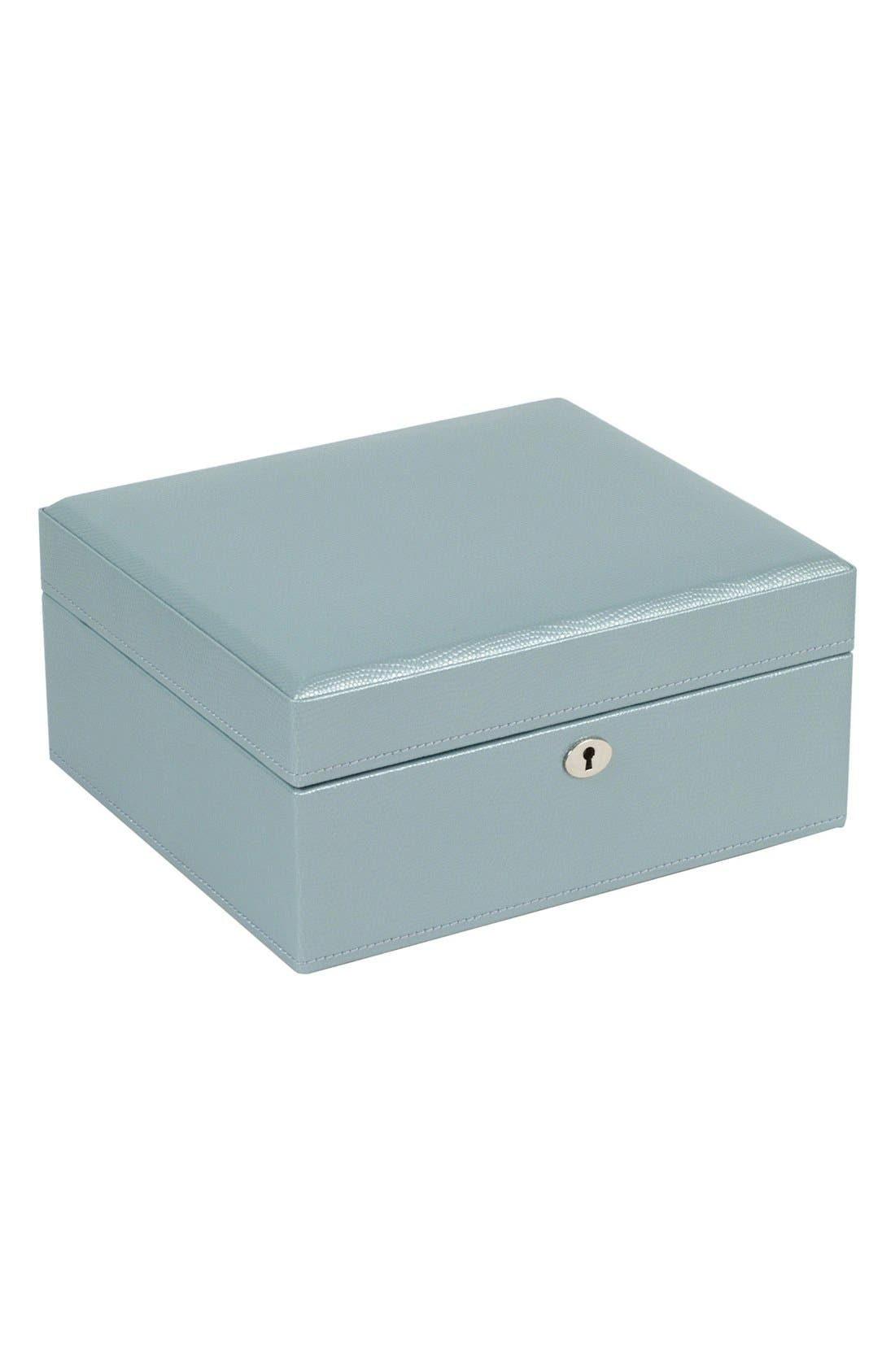Wolf London Square Jewelry Box