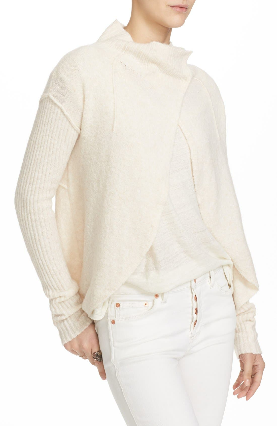 Alternate Image 4  - Free People Cascade Cardigan