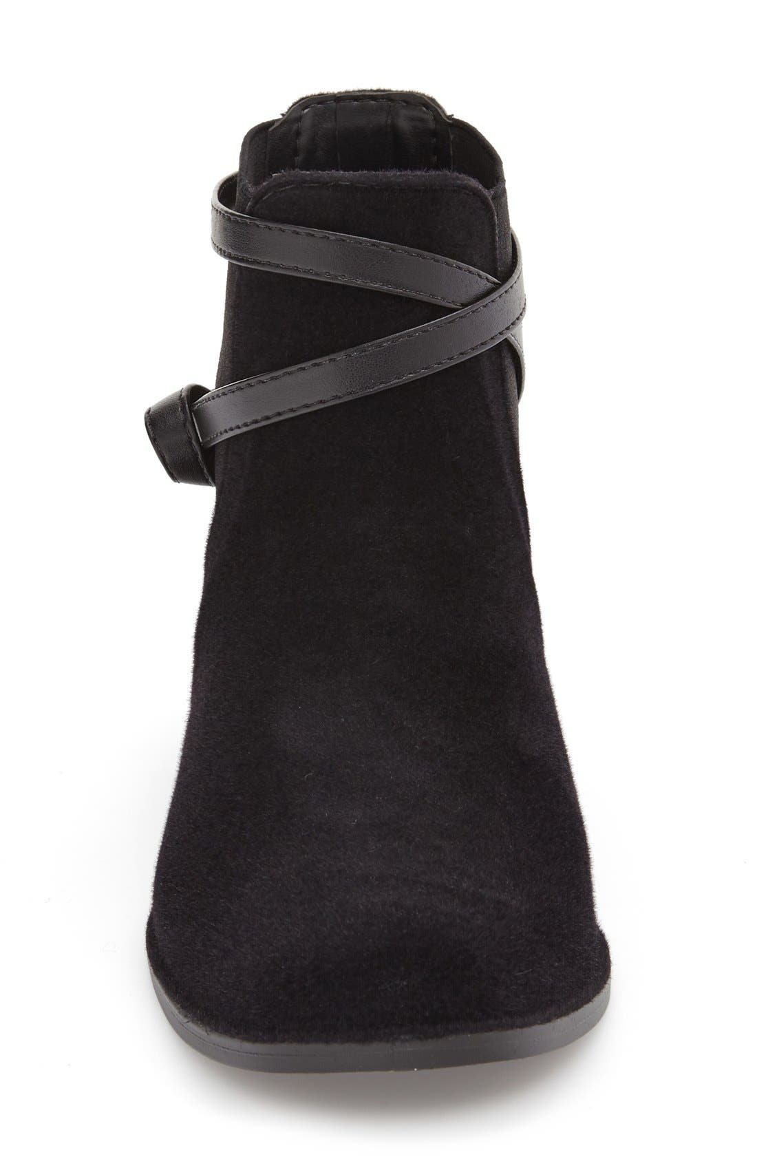Alternate Image 3  - Bernardo Peony Water Resistant Chelsea Boot (Women)