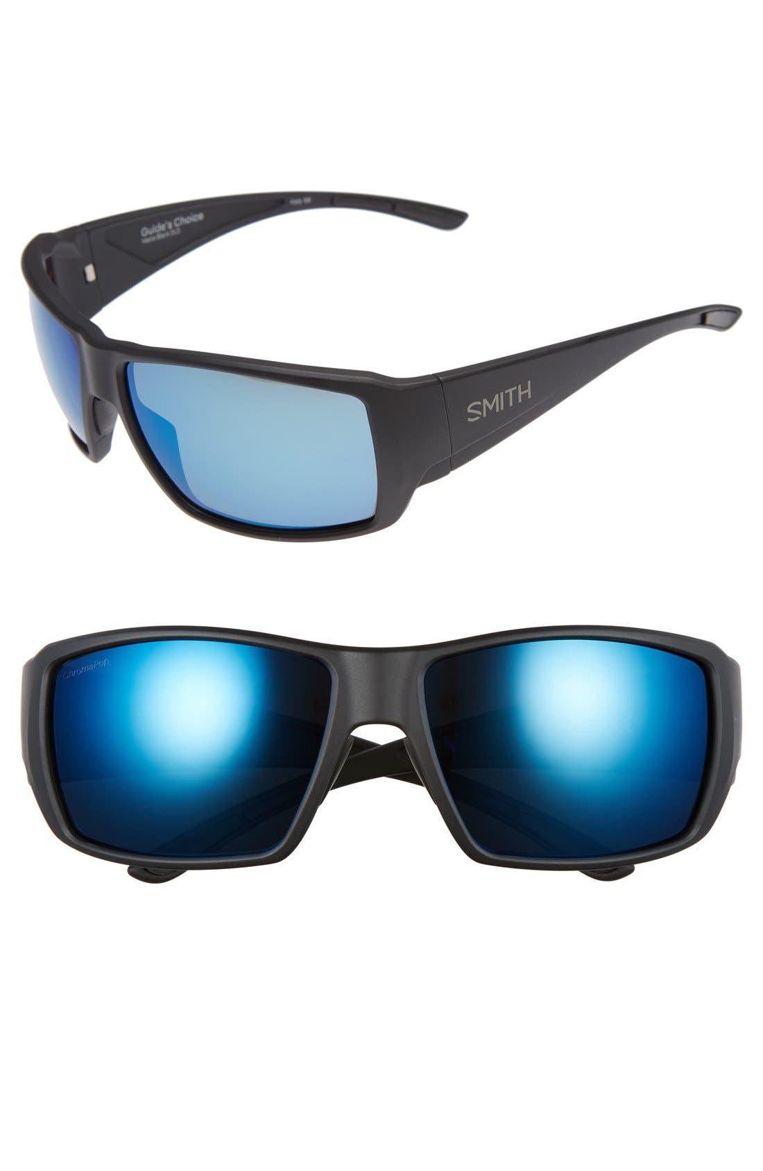 Smith 'Guide's Choice' 62mm Polarized Sunglasses