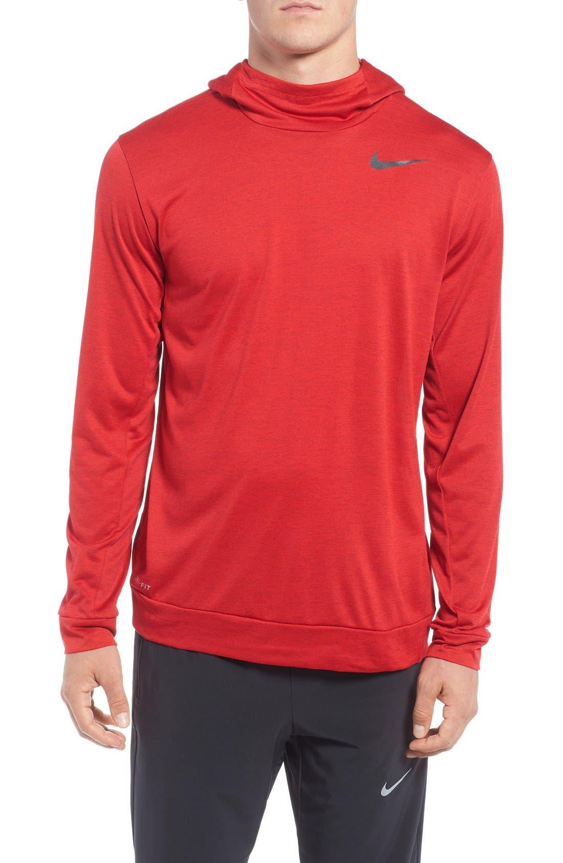 Alternate Image 1 Selected - Nike Dri-FIT Training Hoodie