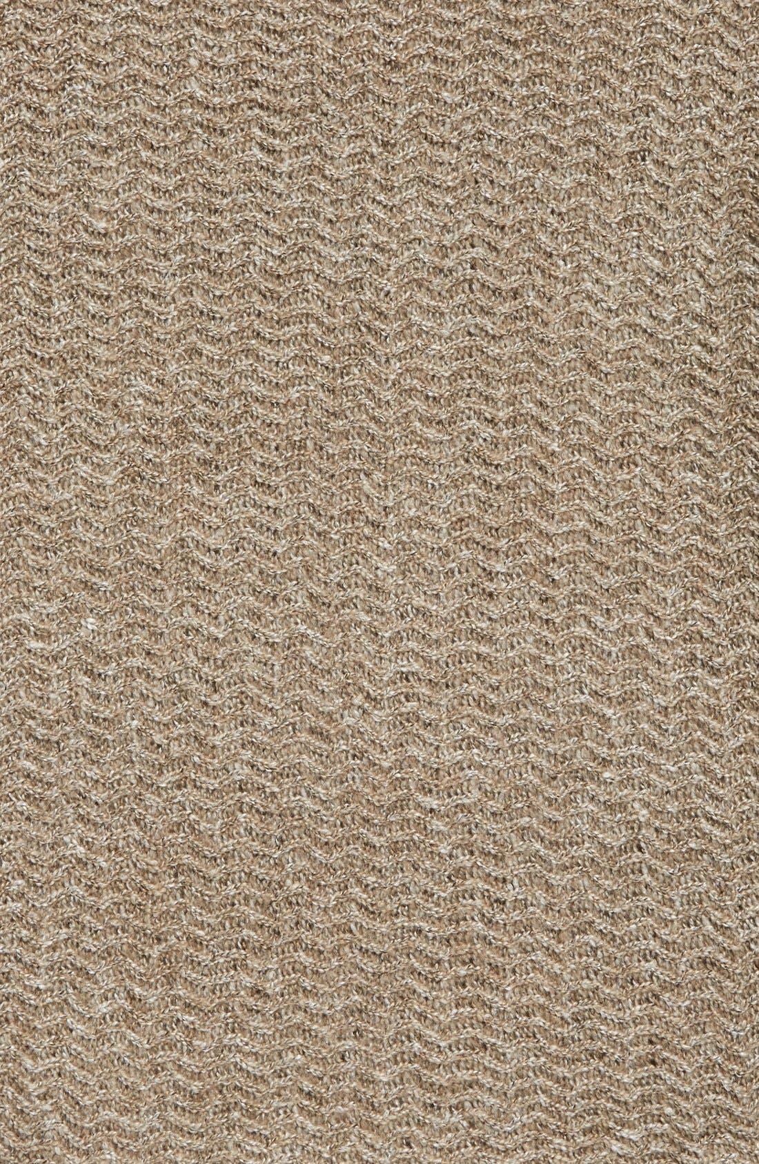 Alternate Image 4  - BP. Marled Knit Fringe Infinity Scarf