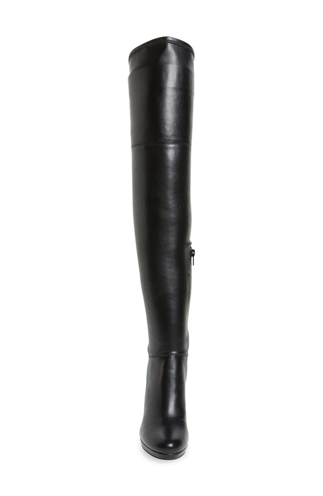 Alternate Image 3  - Calvin Klein 'Polomia' Platform Over the Knee Boot (Women)