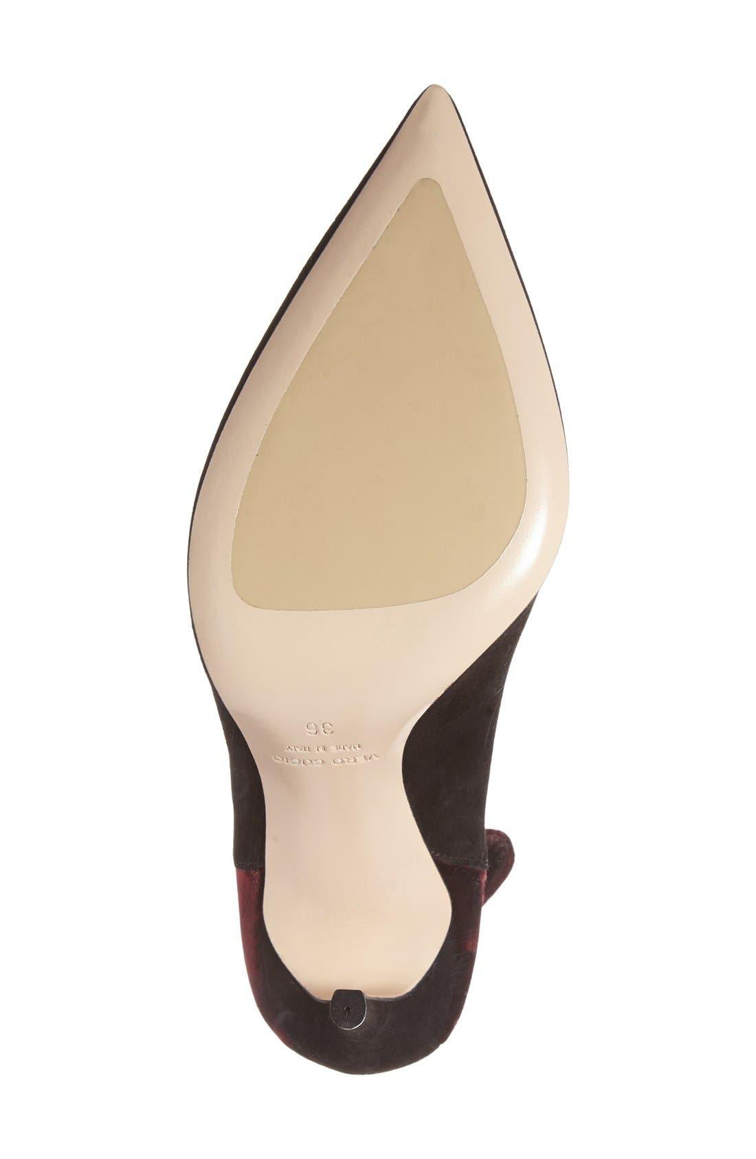 Alternate Image 4  - Deimille Della Pia Ankle Strap Pump (Women)