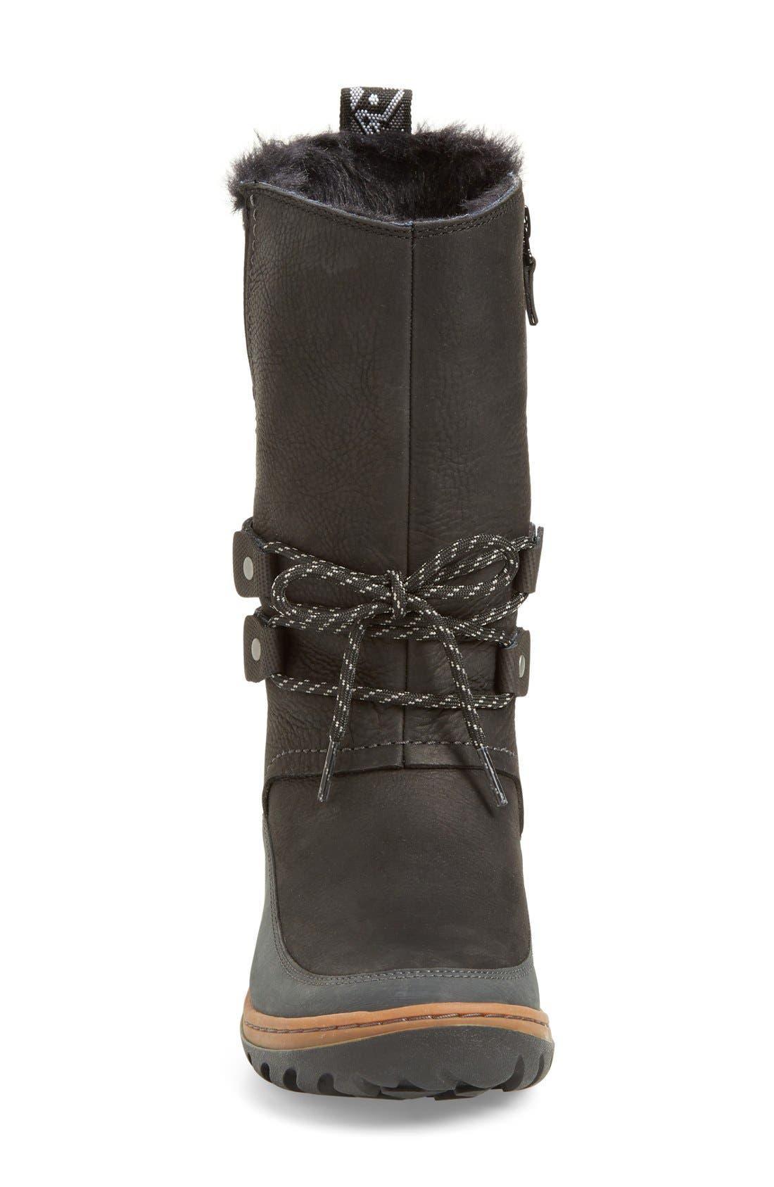 Alternate Image 3  - Merrell Sylva Waterproof Tall Boot (Women)