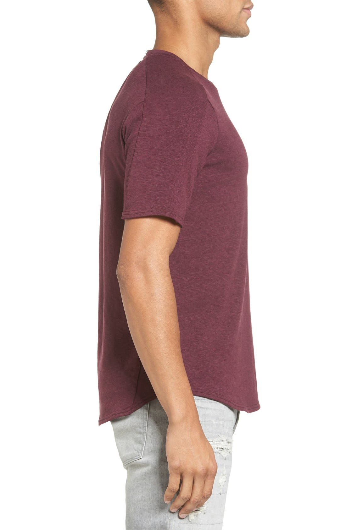 Alternate Image 3  - W.R.K Douglas Cotton Blend T-Shirt