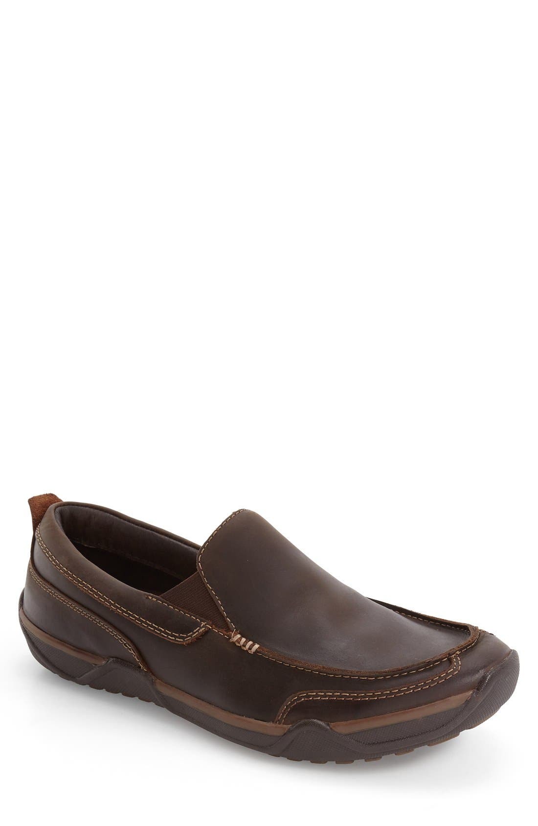 Tempur-Pedic® Markis Moc Toe Slip-On (Men)