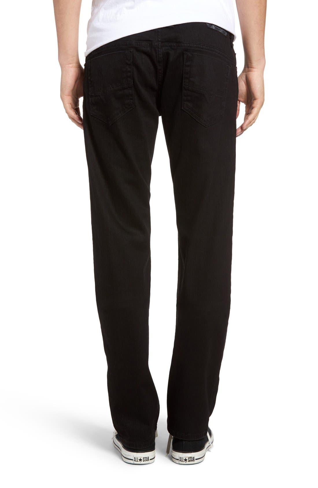 Alternate Image 2  - DIESEL® Safado Slim Fit Jeans (Z886)