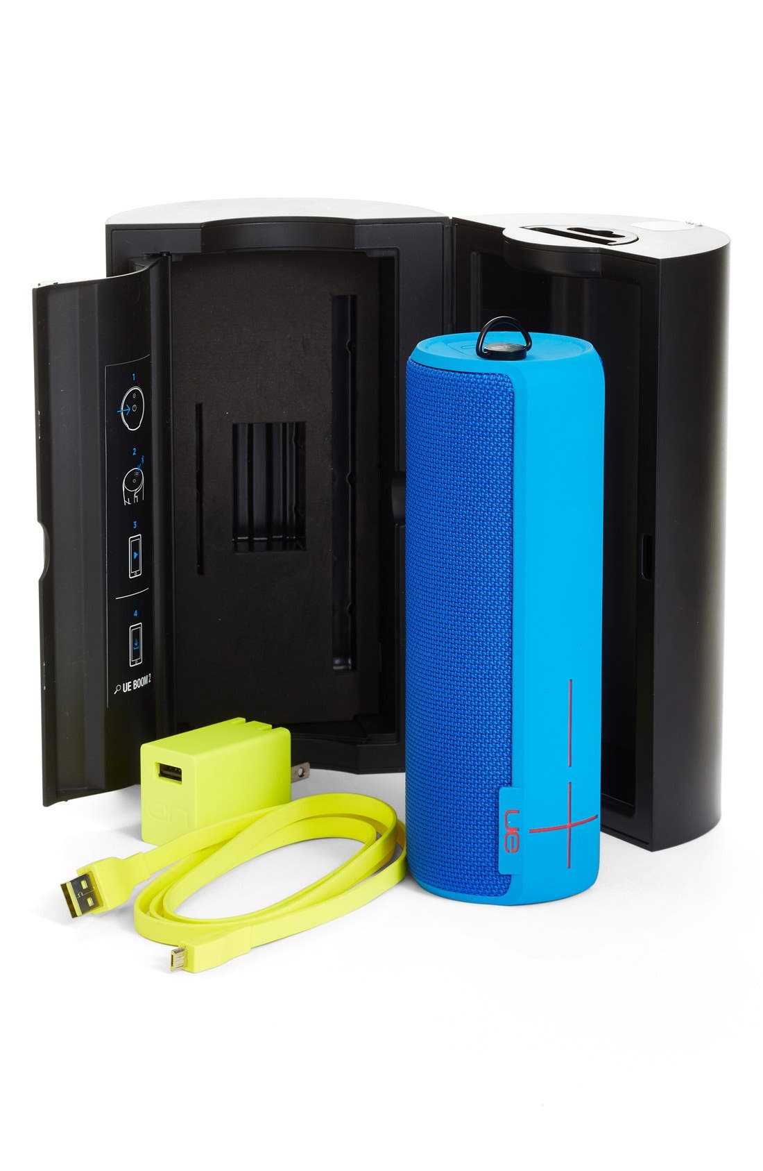 Boom 2 Wireless Bluetooth<sup>®</sup> Speaker,                             Alternate thumbnail 2, color,                             Blue