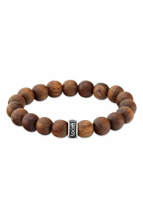 Room101 Wood Bead Bracelet