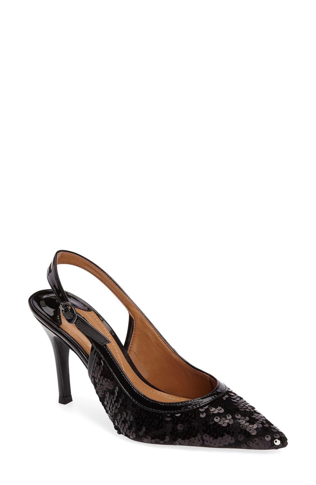 J. Reneé Chinaetta Slingback Pump (Women)