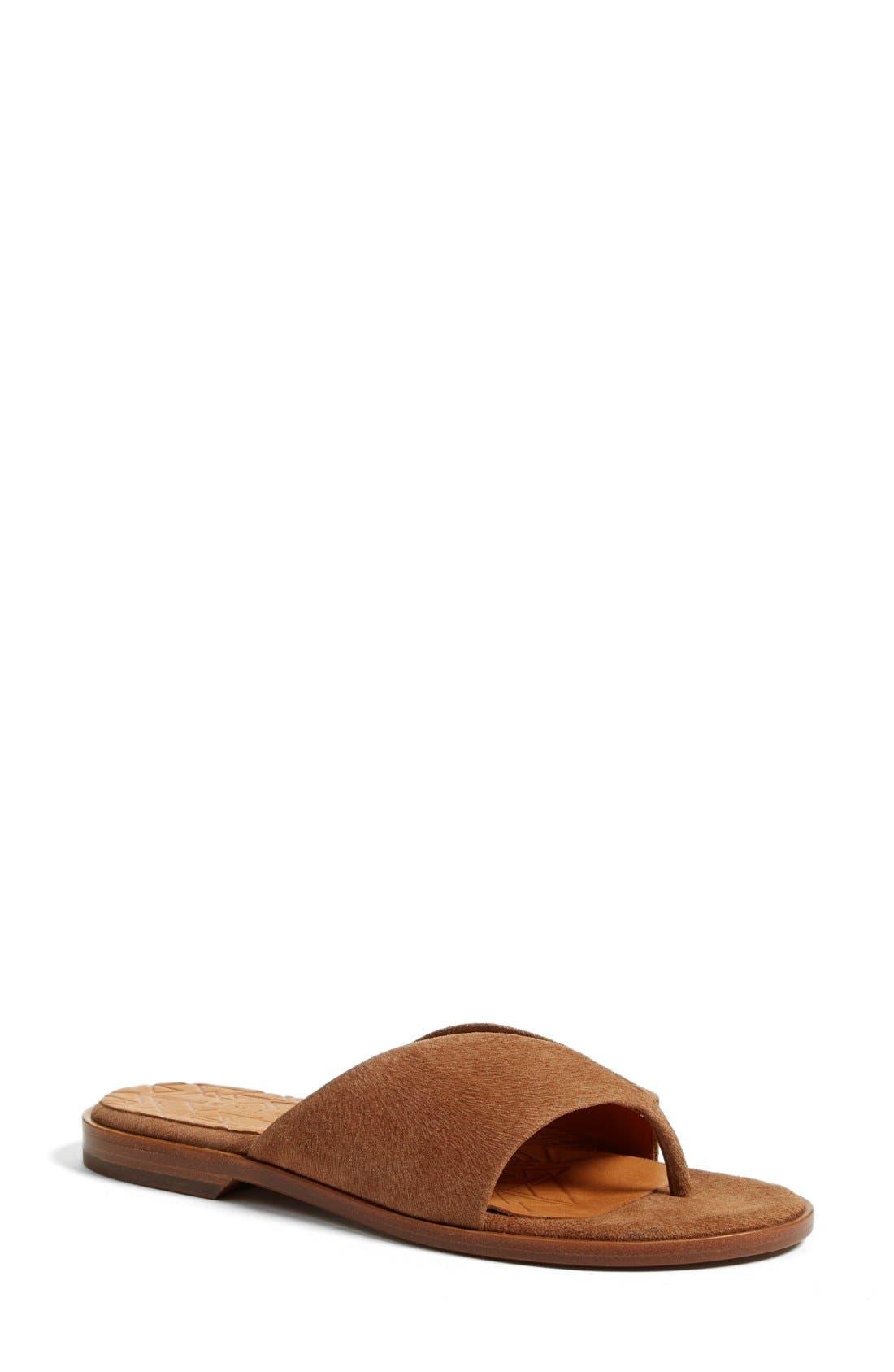 Quepa Flip Flop,                         Main,                         color, Terra